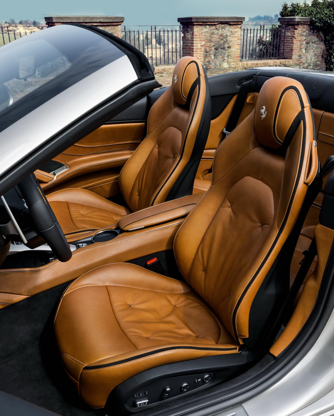 2016 Ferrari California Interior: Matured And Poised: SR Auto Audi A7