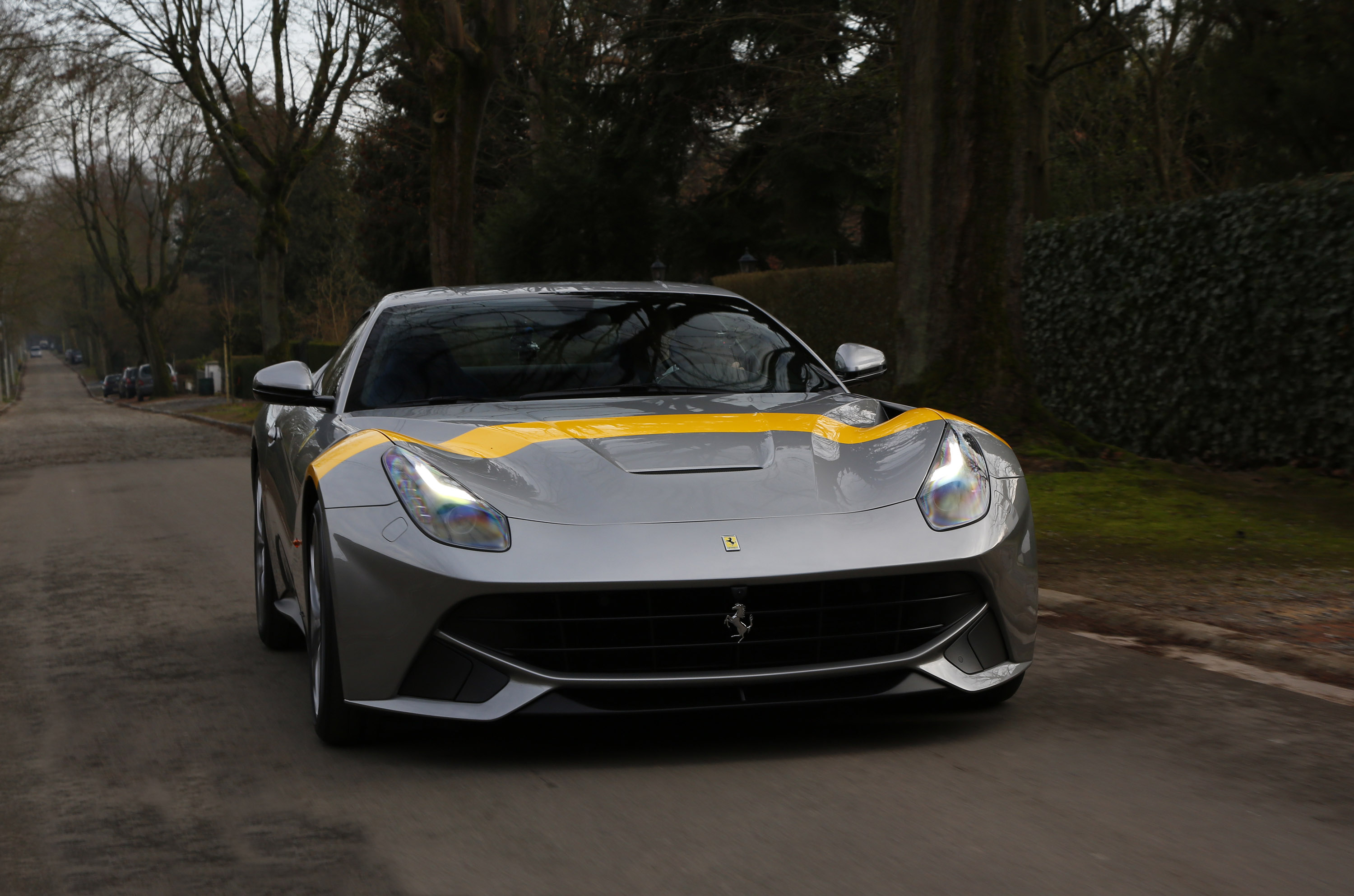 Ferrari F12berlinetta Tour De France 64 Revealed