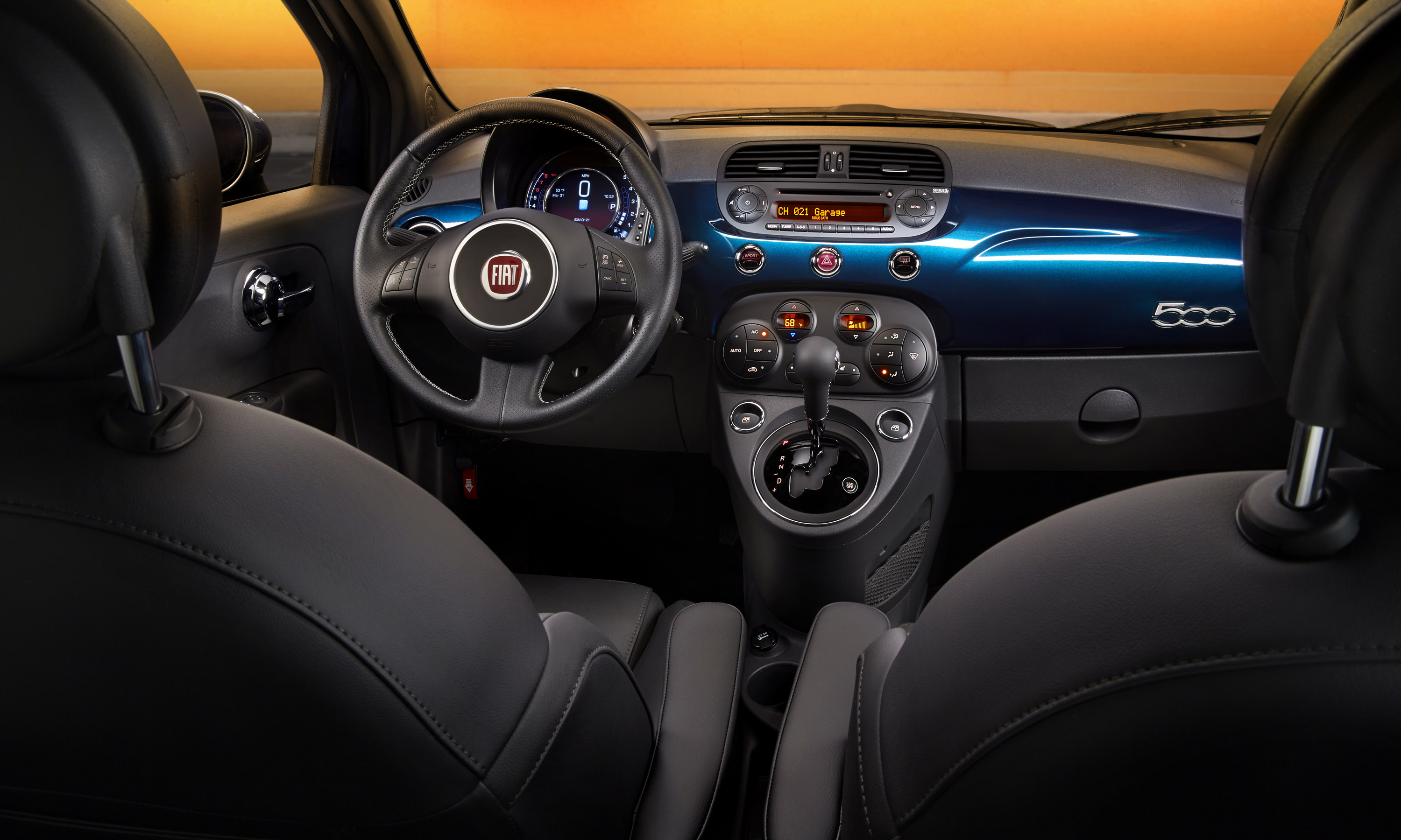 2015 Fiat 500 Abarth Gets Six Speed Automatic Transmission