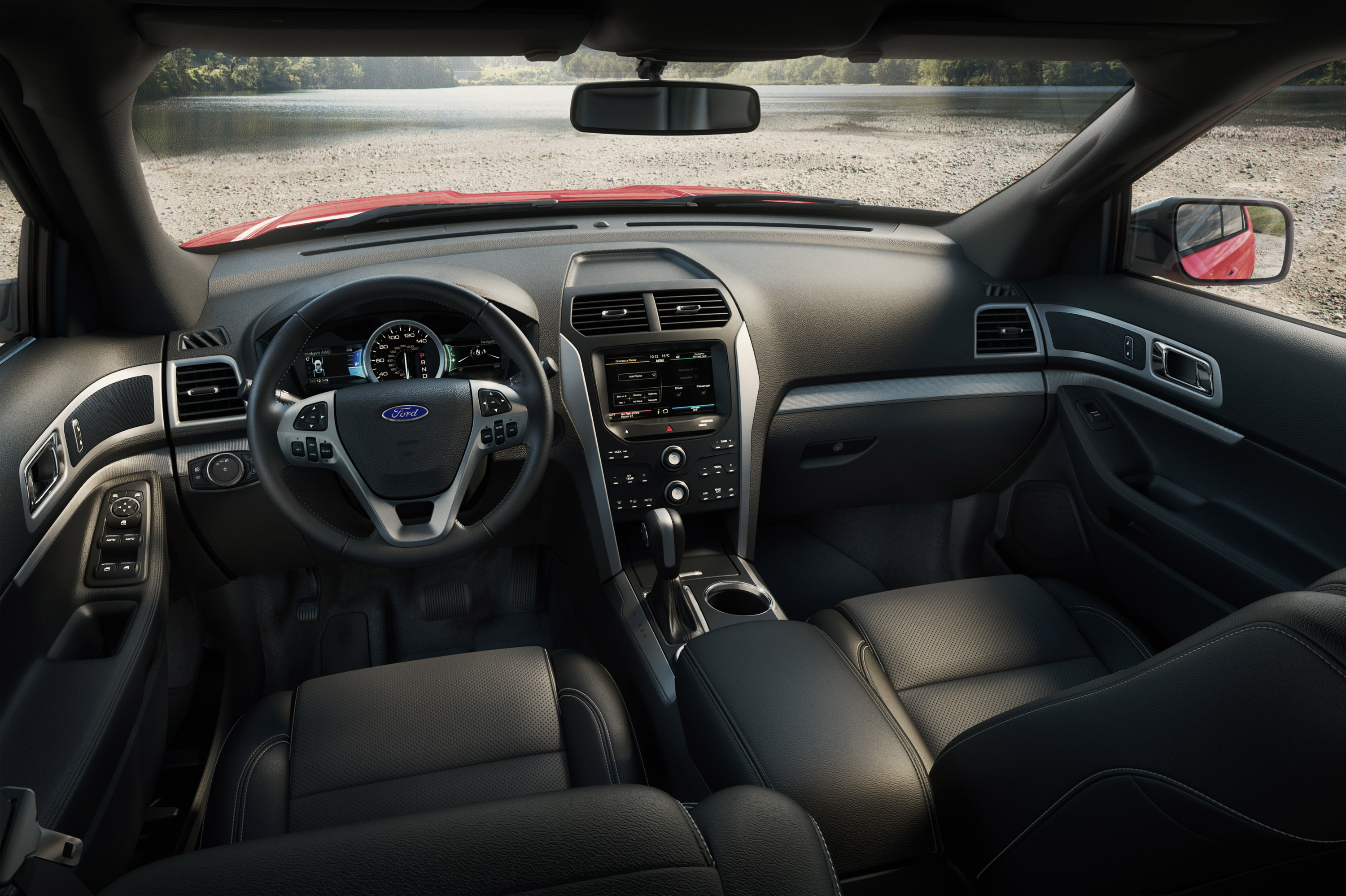 Interior Colors For Ford Edge  Used Vehicle Inventory Warren