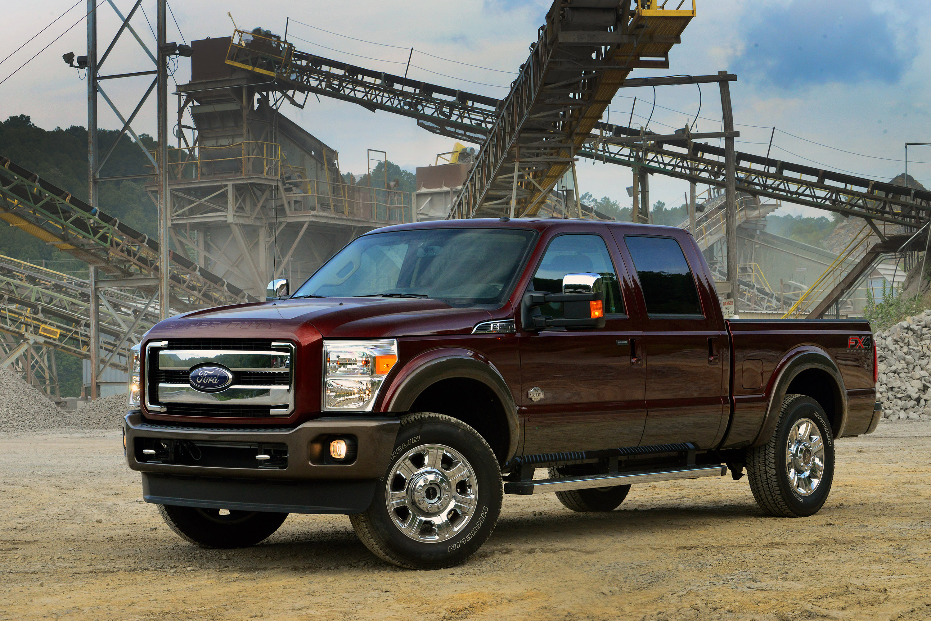 2015 Ford F 250 Super Duty King Ranch FX4 Picture