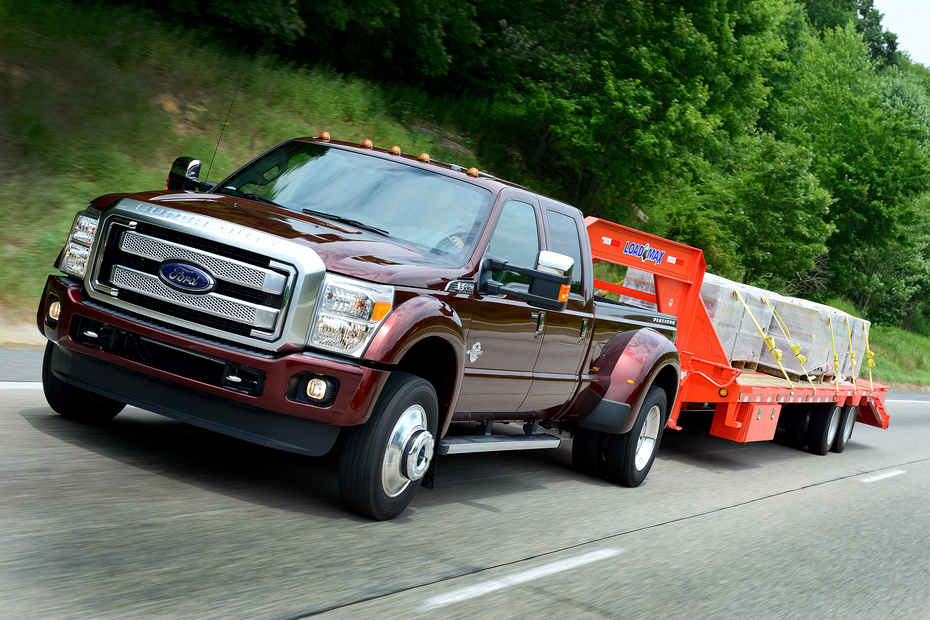 Ford Celebrates 5 Millionth Ford F Series Super Duty