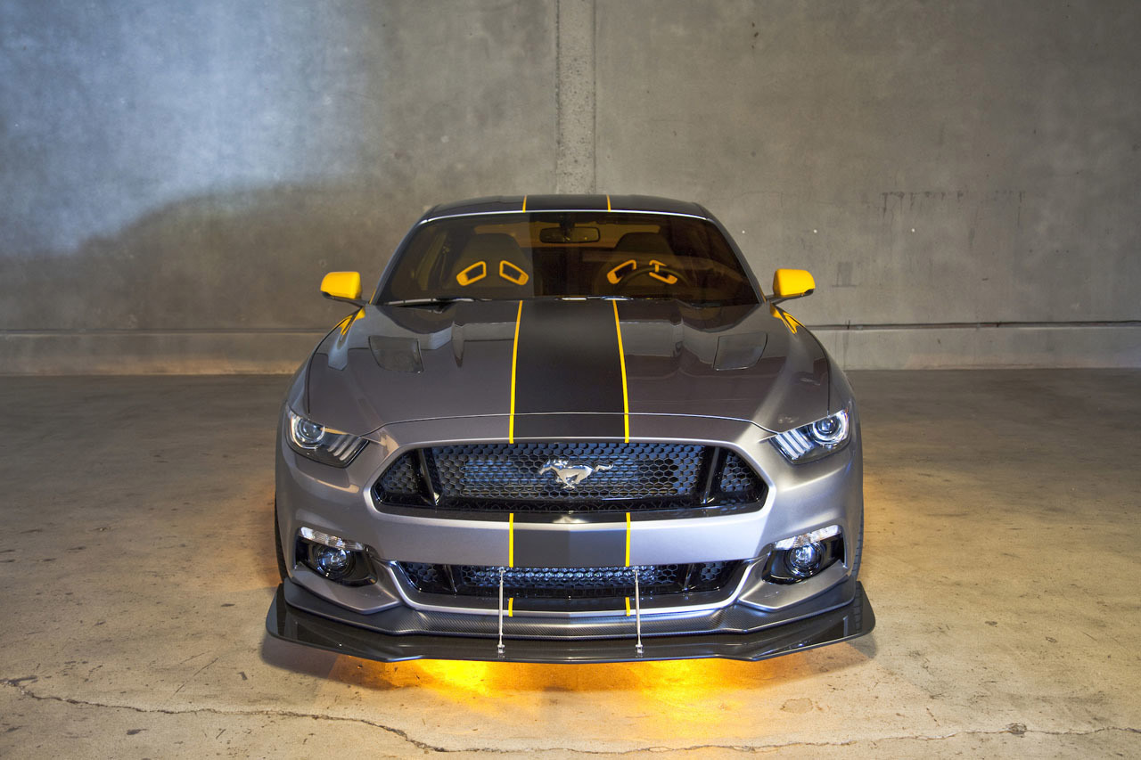 2015 Ford Mustang F-35 Lightning II Edition (1 / 10)