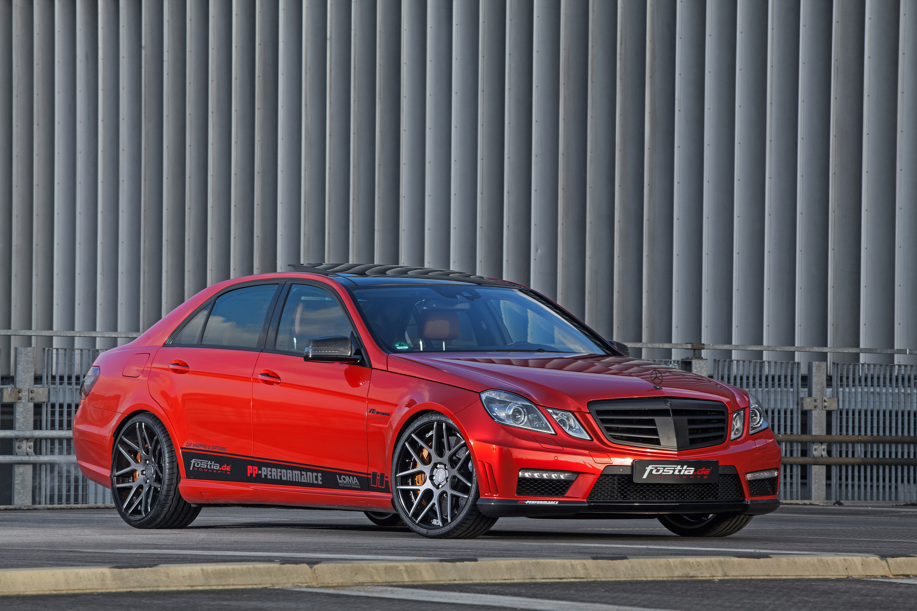 63 Power Wagon >> Mercedes-Benz E 63 AMG W212 Wows with 720 Wild Horses