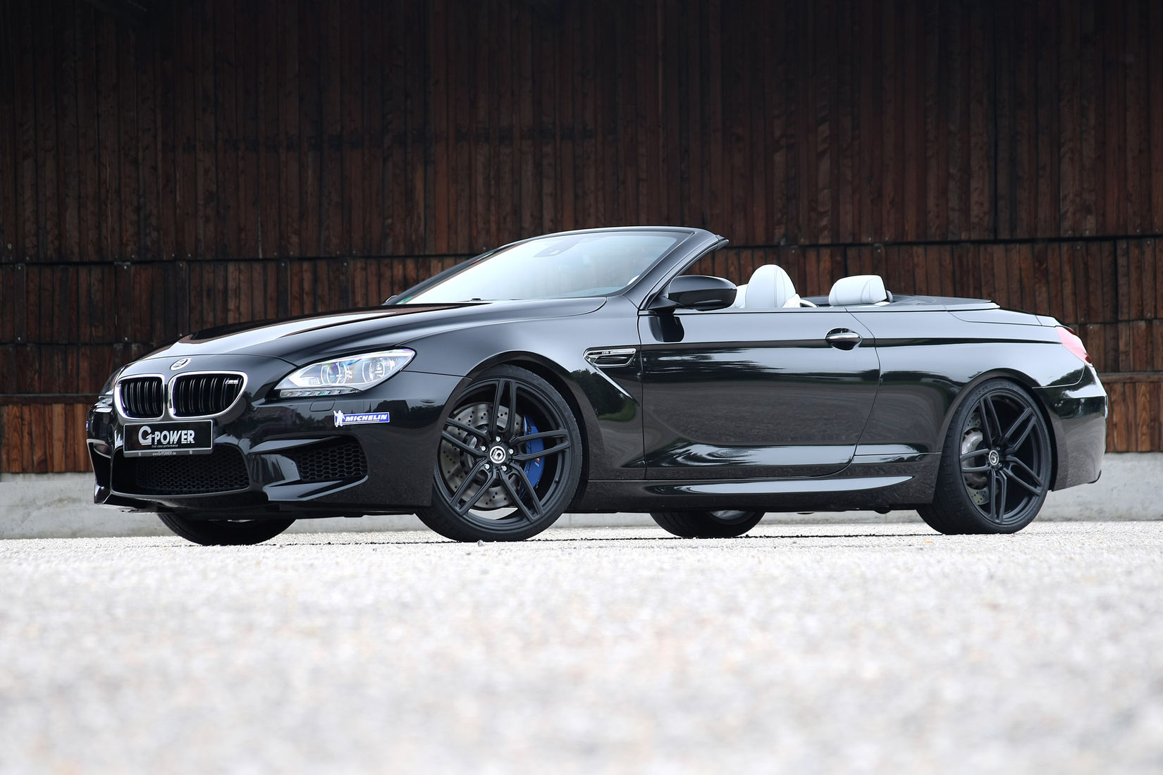 g power releases m6 convertible producing 740 hp and 975 nm. Black Bedroom Furniture Sets. Home Design Ideas
