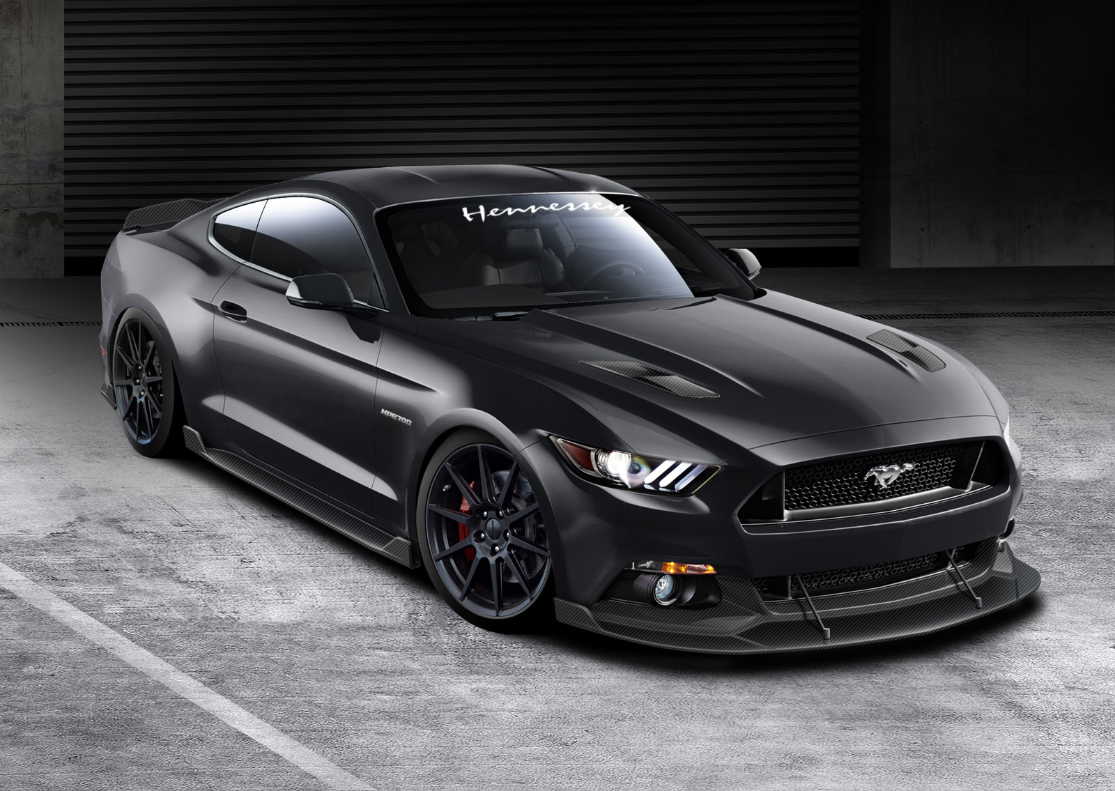 hennessey supercharges 2015 ford mustang gt with 717 hp. Black Bedroom Furniture Sets. Home Design Ideas