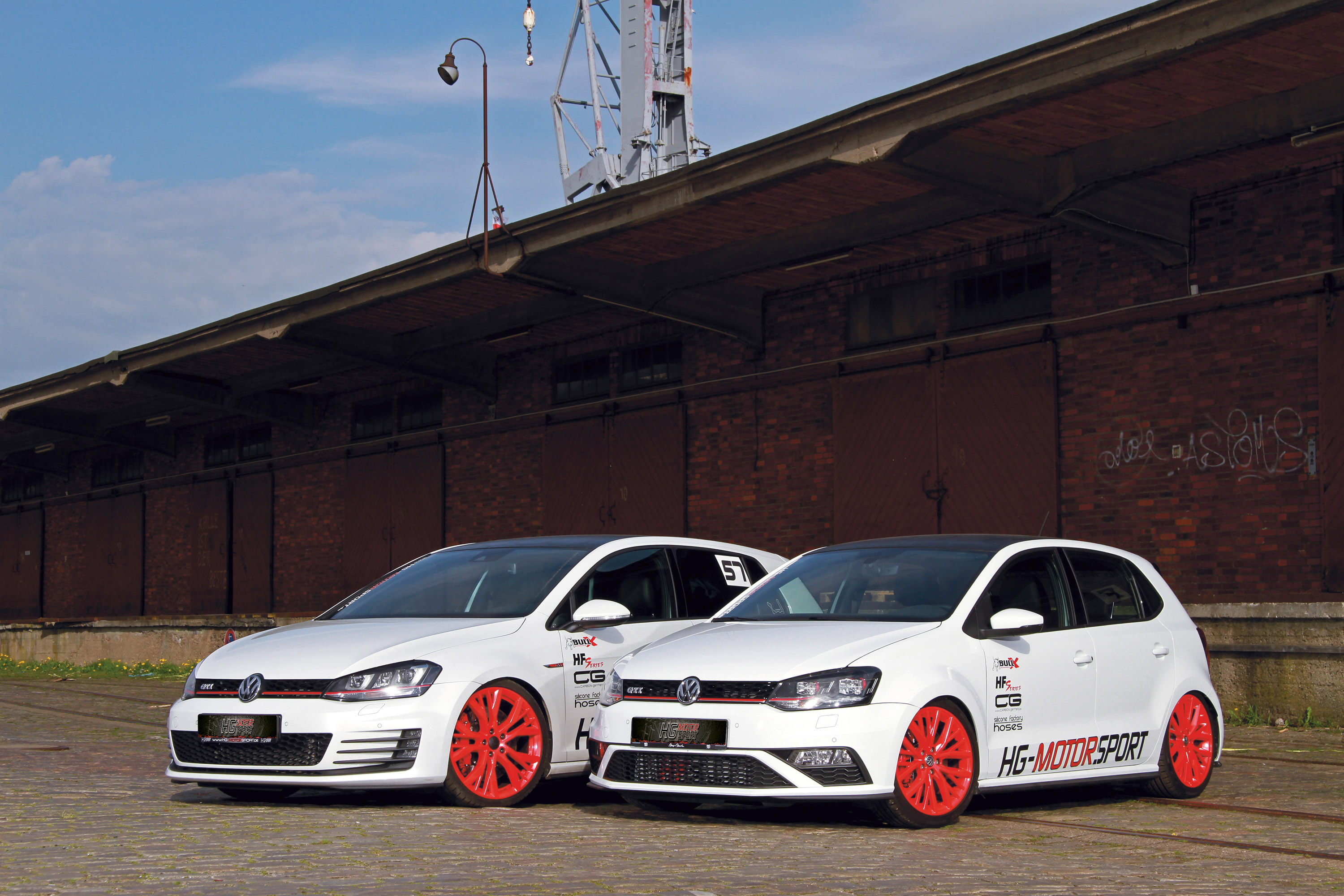 hg motorsport volkswagen golf gti and polo gti can beat. Black Bedroom Furniture Sets. Home Design Ideas