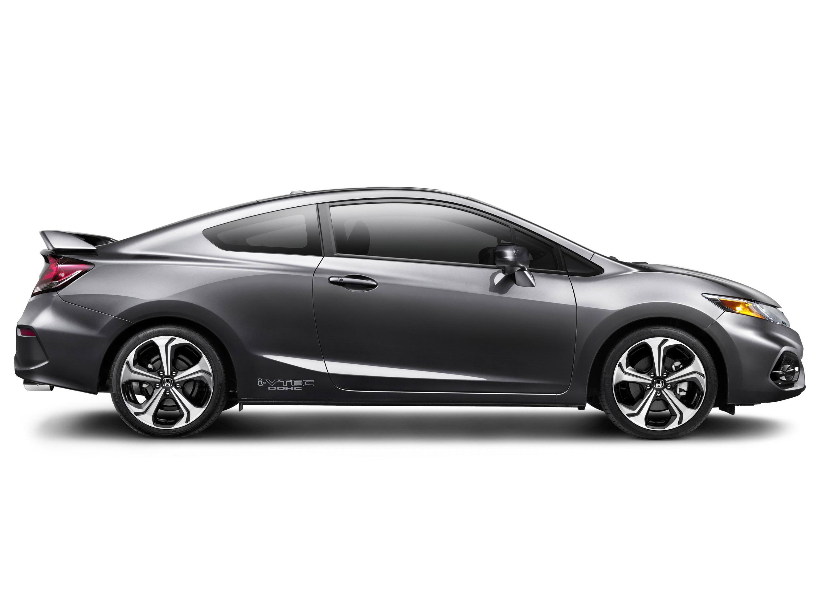 Honda Civic Coupe For Sale >> 2015 Honda Civic Si Coupe and Sedan Go on Sale