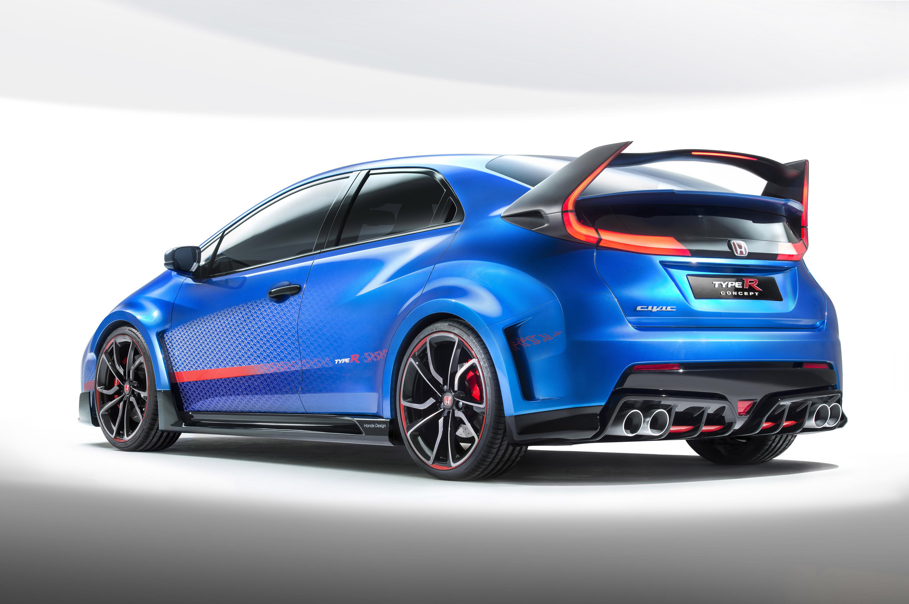 2015 civic type r presents honda 39 s other side video. Black Bedroom Furniture Sets. Home Design Ideas