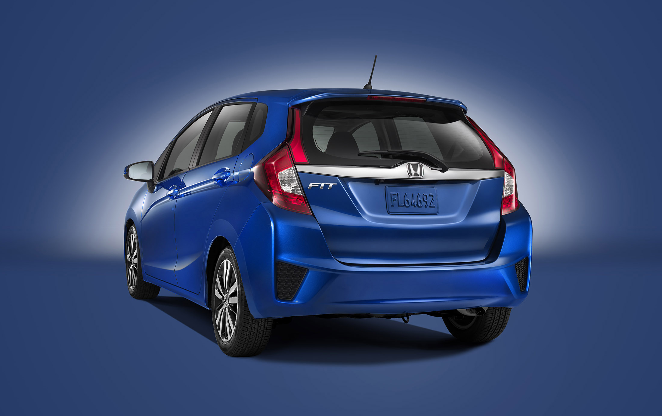 six customized 2015 honda fit to be on display at sema. Black Bedroom Furniture Sets. Home Design Ideas