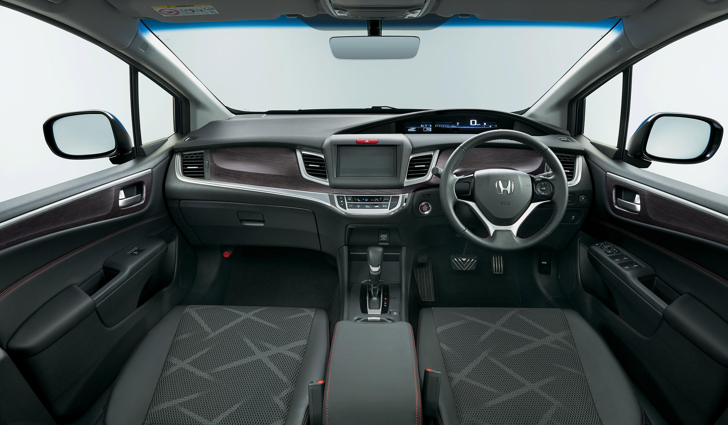 Honda Jade Rs 2015
