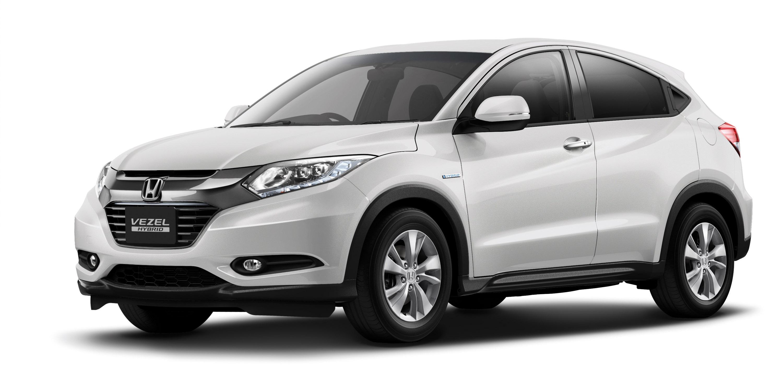 2015 Honda HR-V SUV: First Official Images