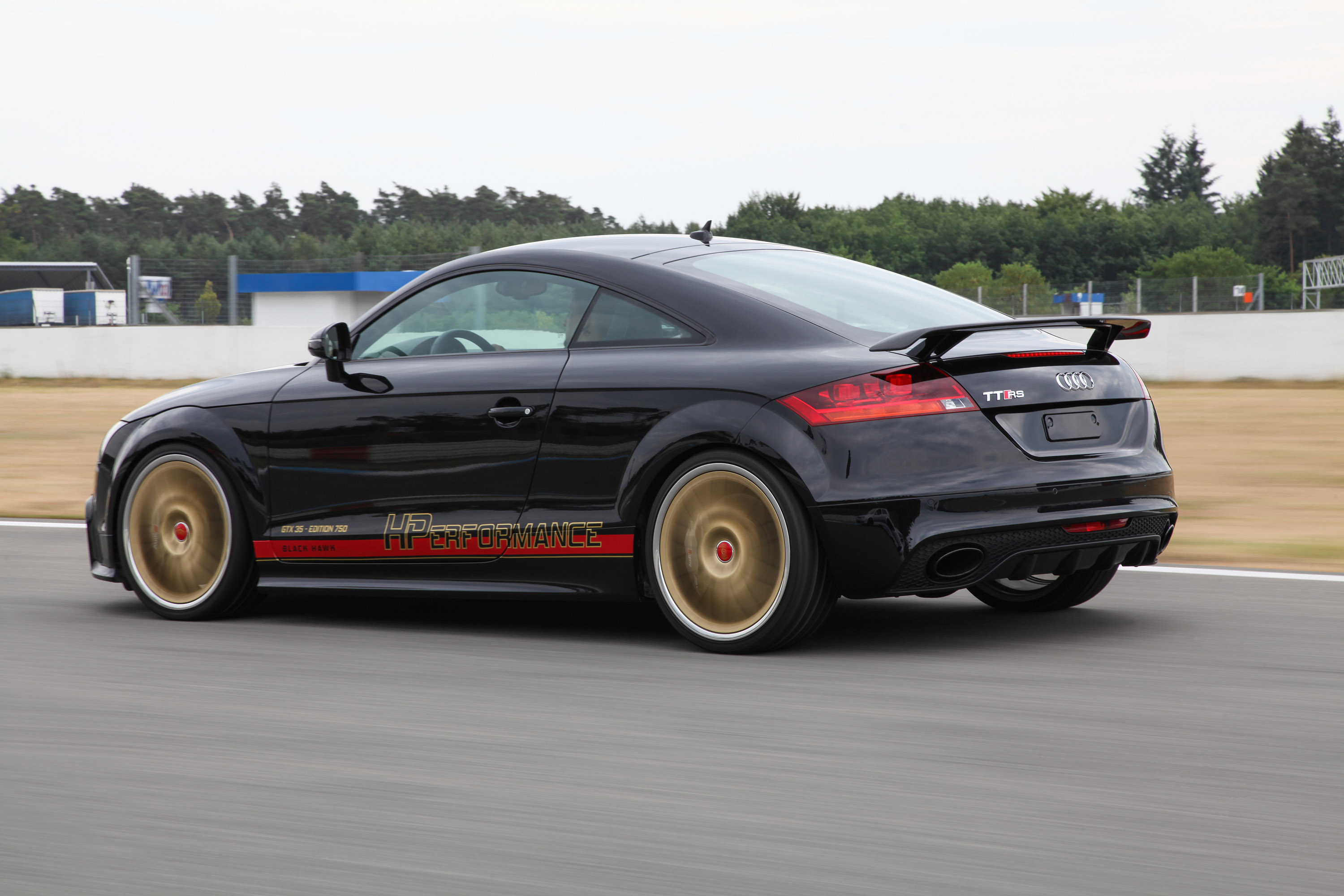 Meet The Strongest Audi Tt Rs On The Planet