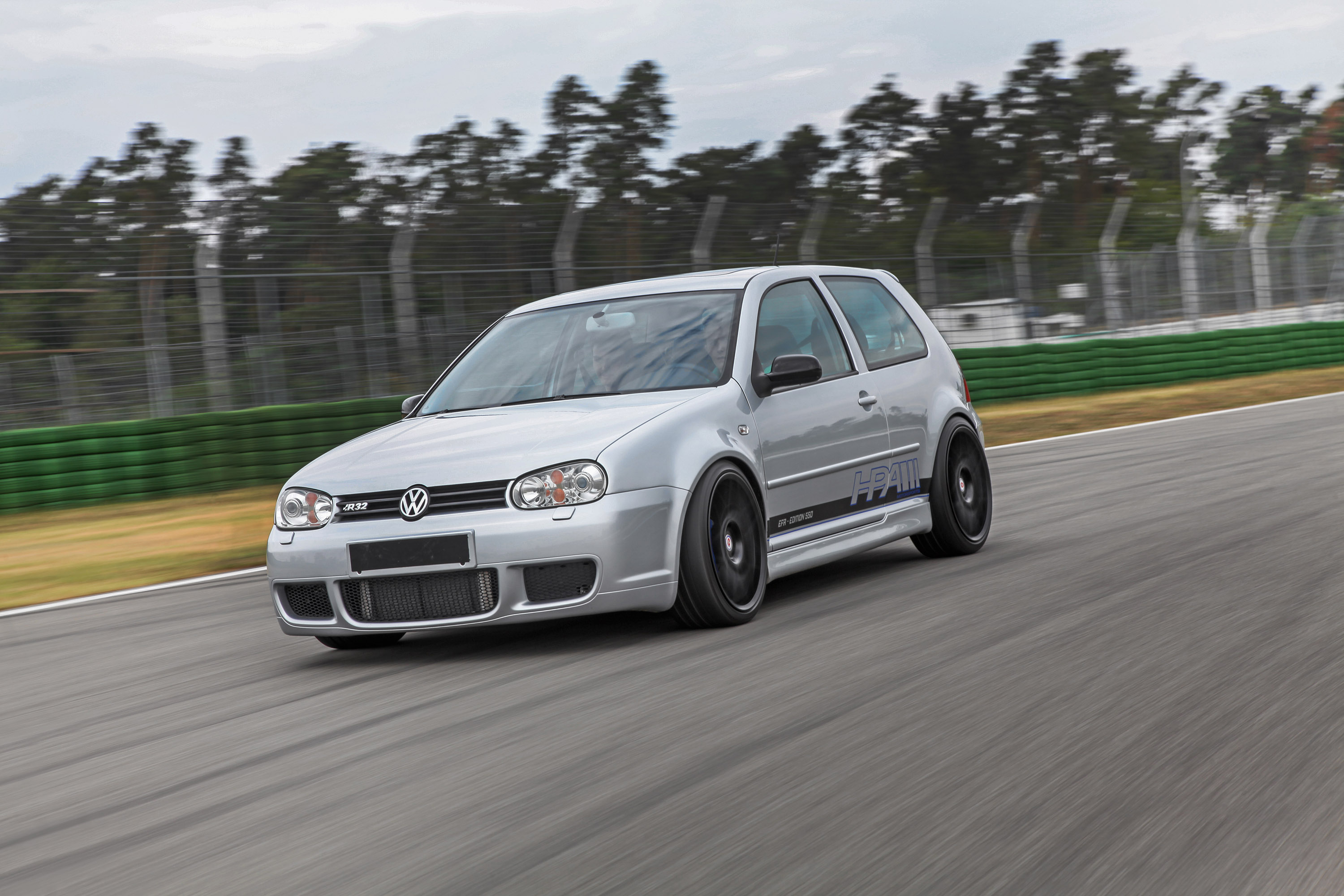 Golf Pictures: HPerformance And HPA Motorsports Create One-Off Volkswagen
