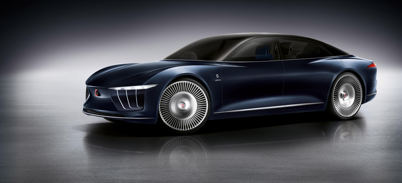 Italdesign Giugiaro Envisions Near Future With Gea Concept