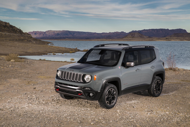 2015 Jeep Renegade Introduced In Geneva