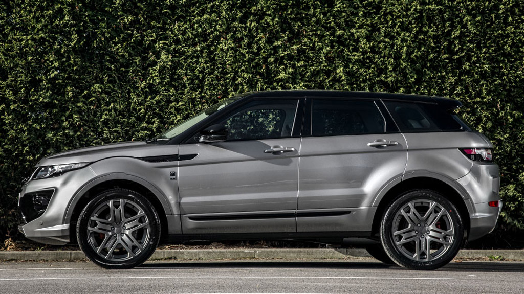 kahn range rover evoque rs sport shines bright in orkney grey. Black Bedroom Furniture Sets. Home Design Ideas