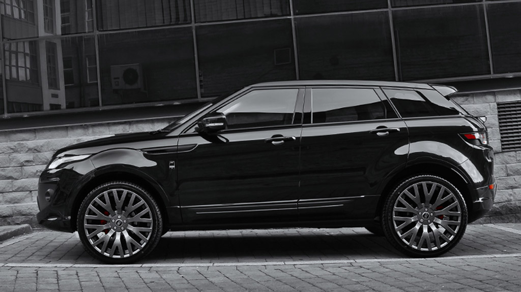 Kahn Reveals Evoque Tech Pack