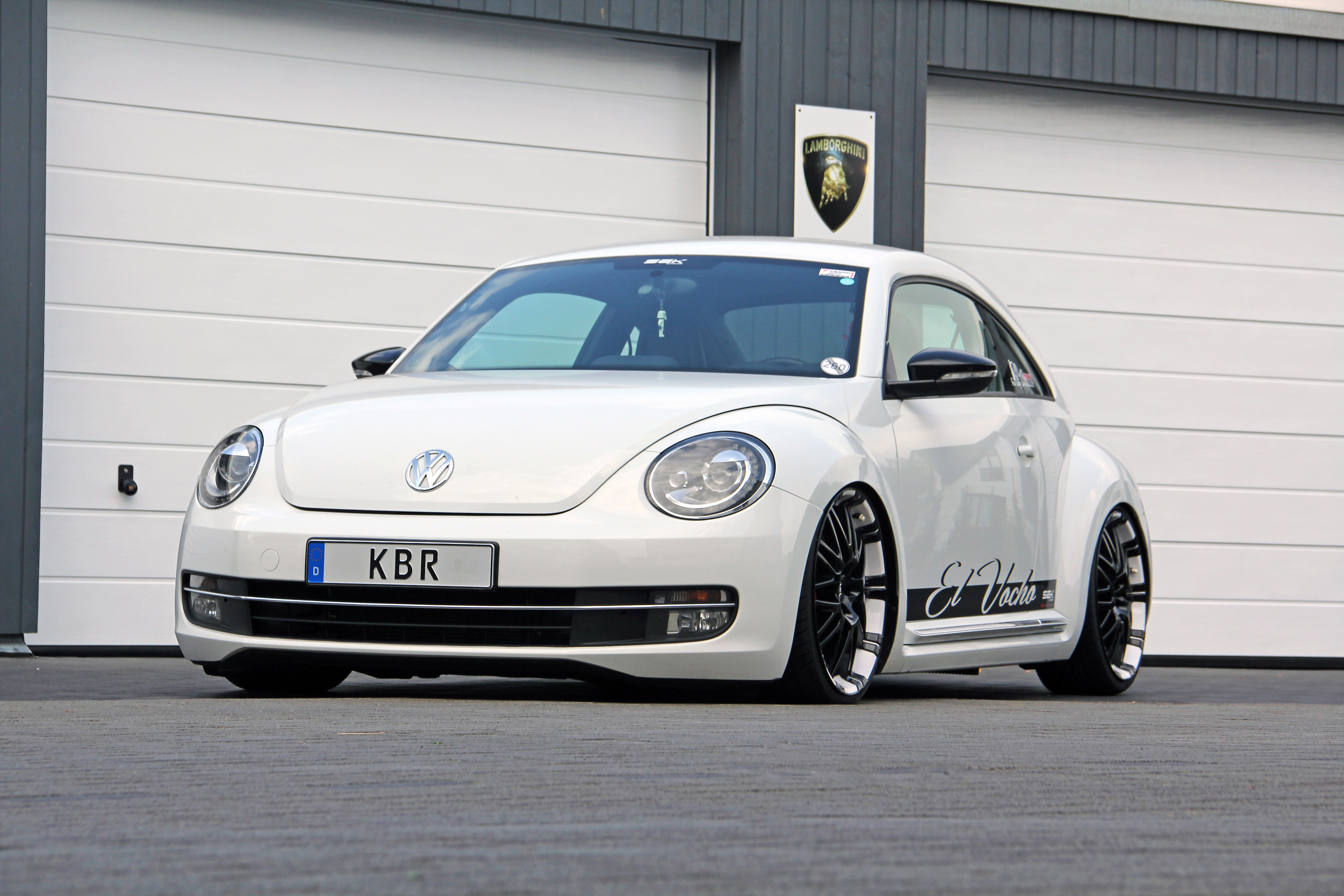 The Super Bug Or How Kbr Motorsport And Sek Carhifi Made