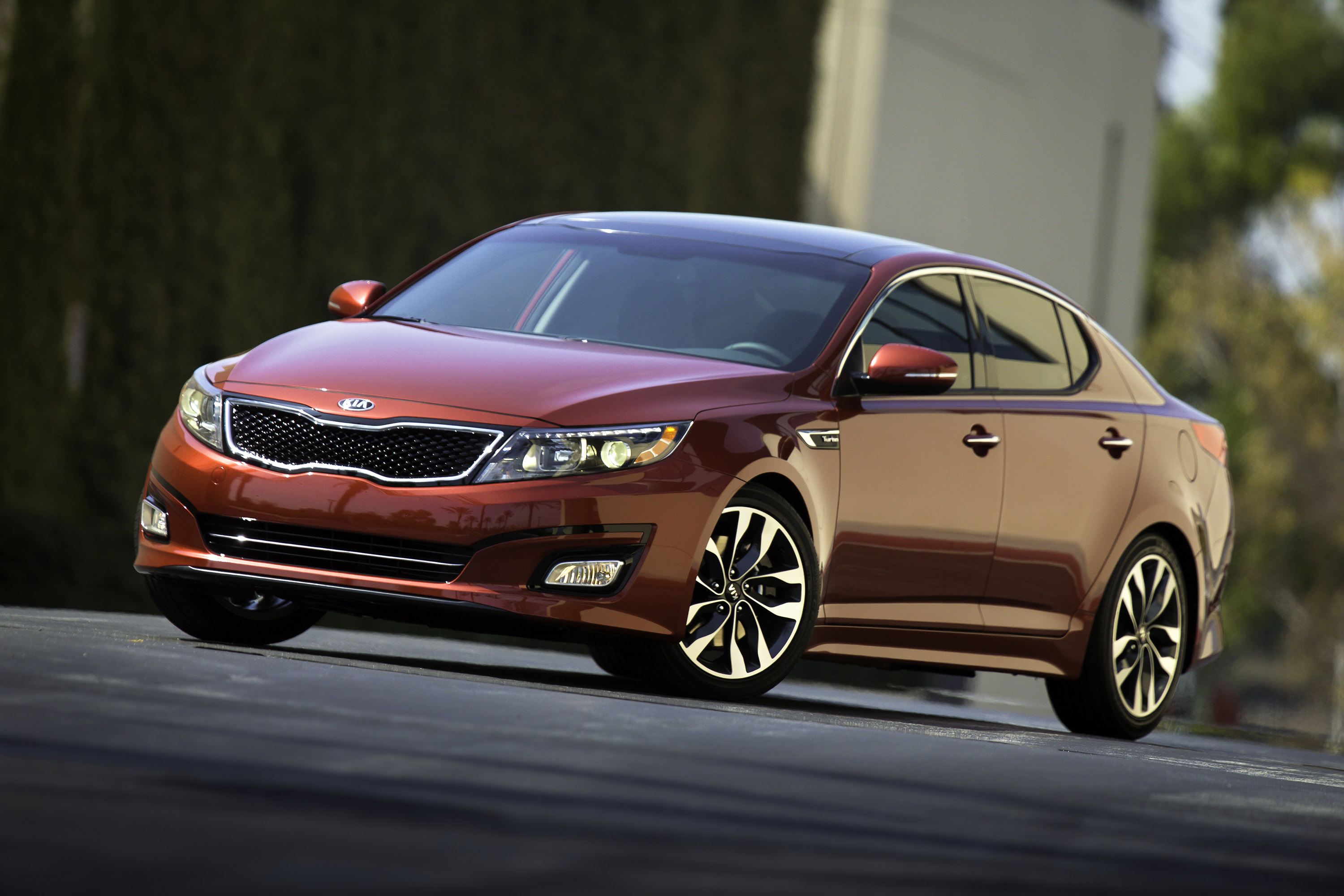 2015 kia optima minor facelift. Black Bedroom Furniture Sets. Home Design Ideas