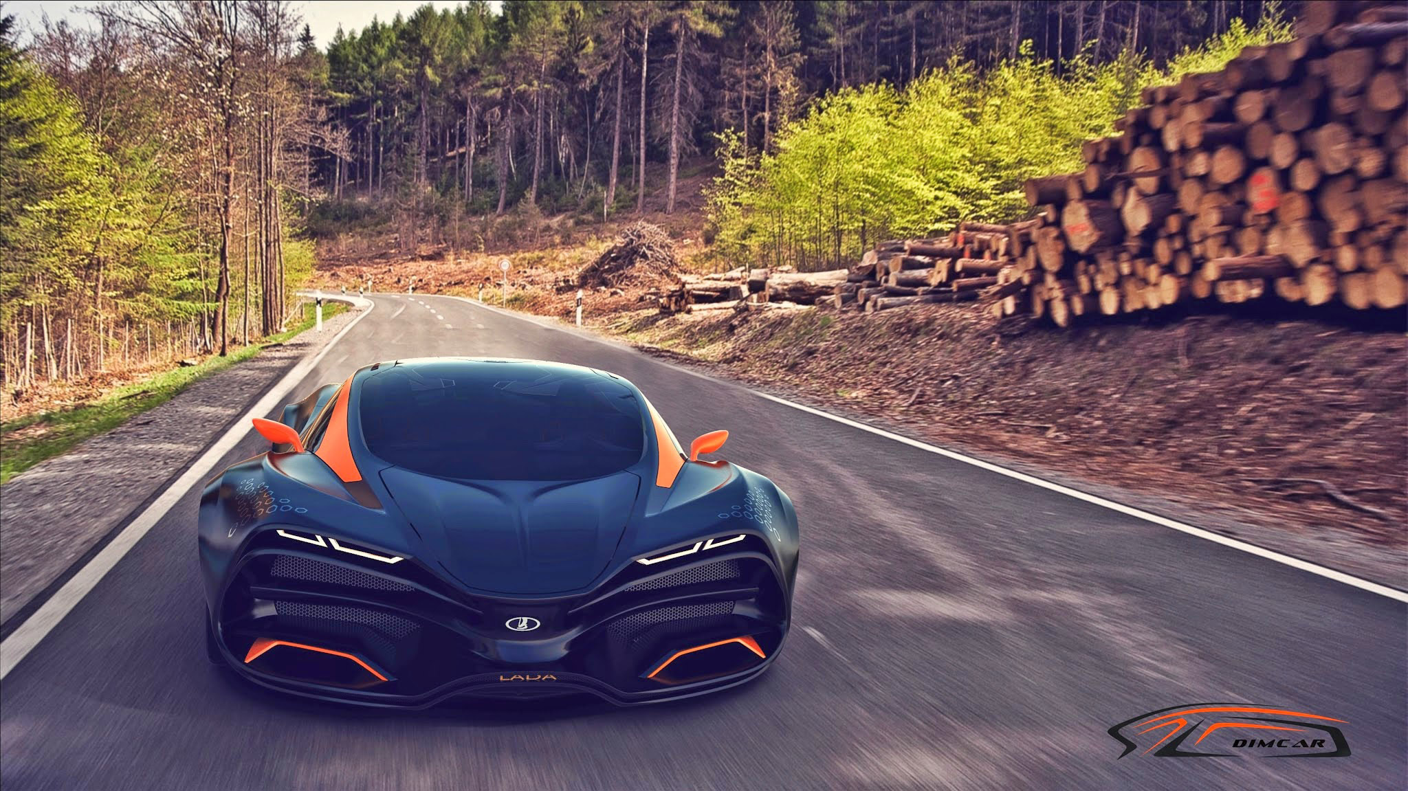 Old Chevy Cars >> Lada Has in Mind a Supercar Concept? [VIDEO]