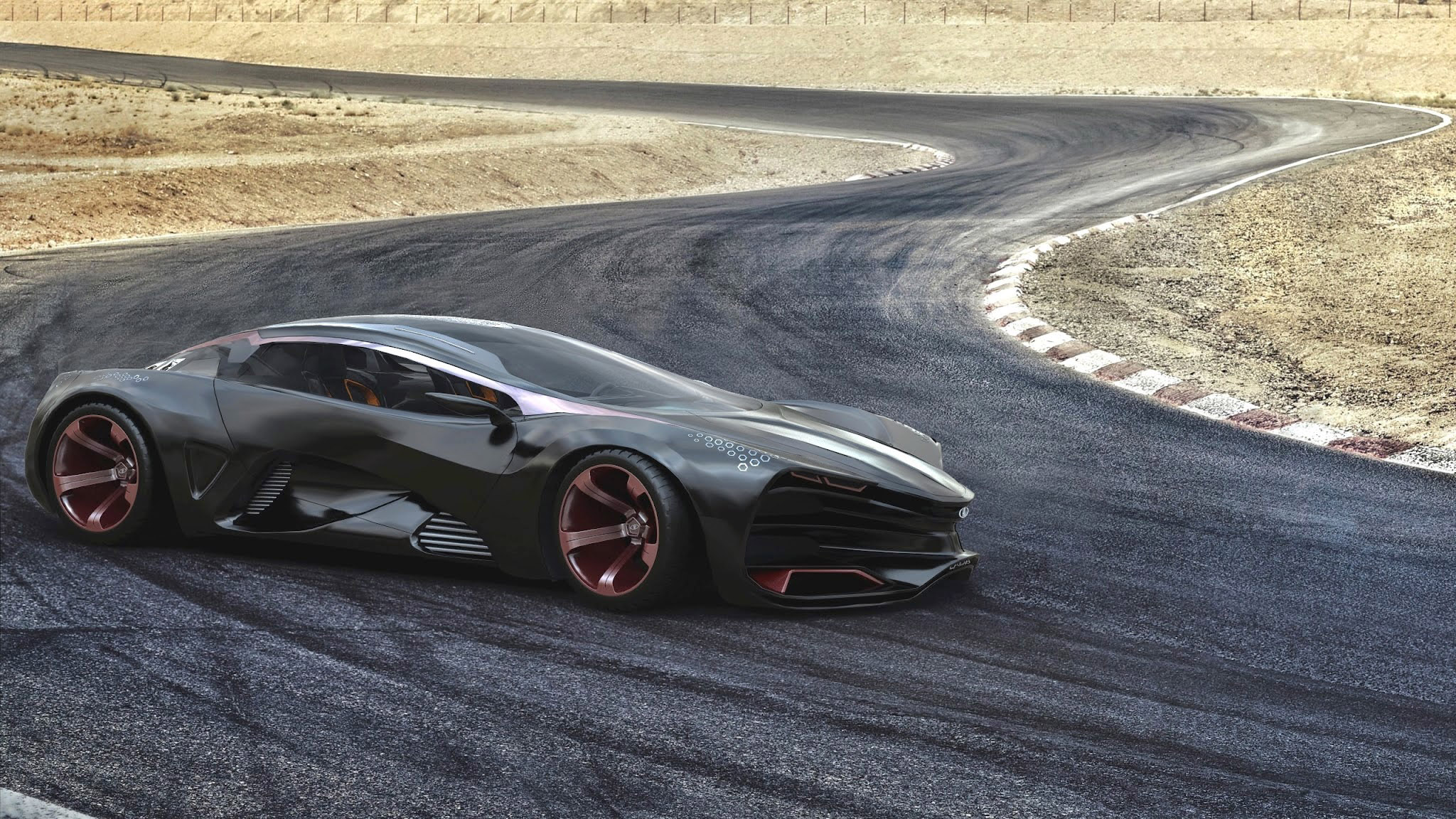 Lada Has In Mind A Supercar Concept Video