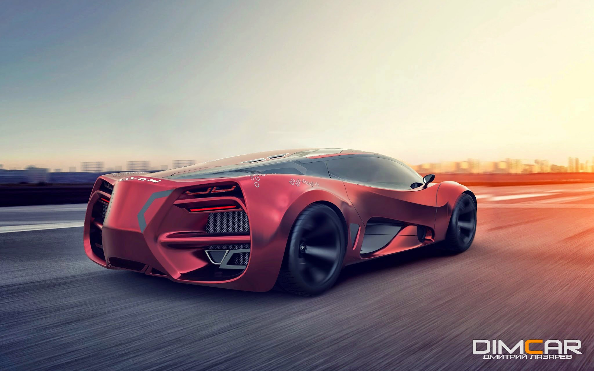 Cars Wallpapers: Lada Has In Mind A Supercar Concept? [VIDEO]