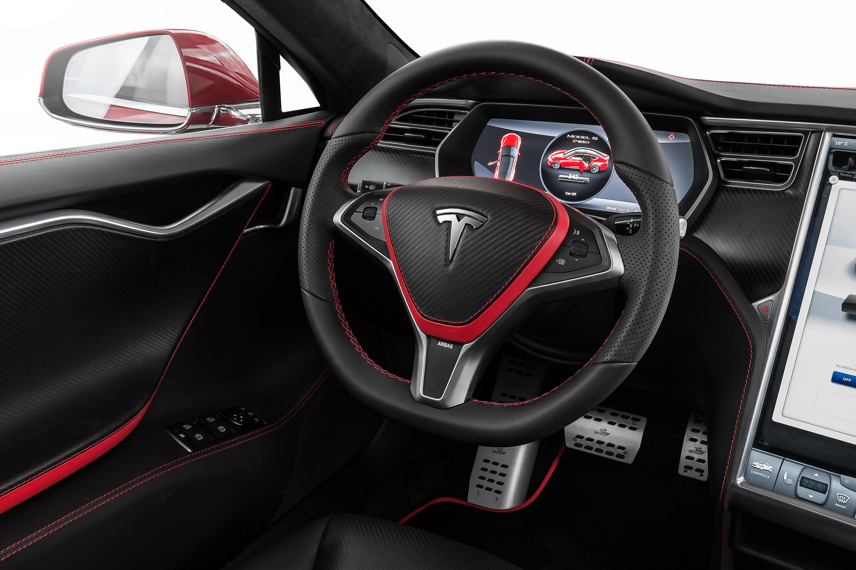 2017 Larte Design Tesla Model S Elizabeta 13 Of 14