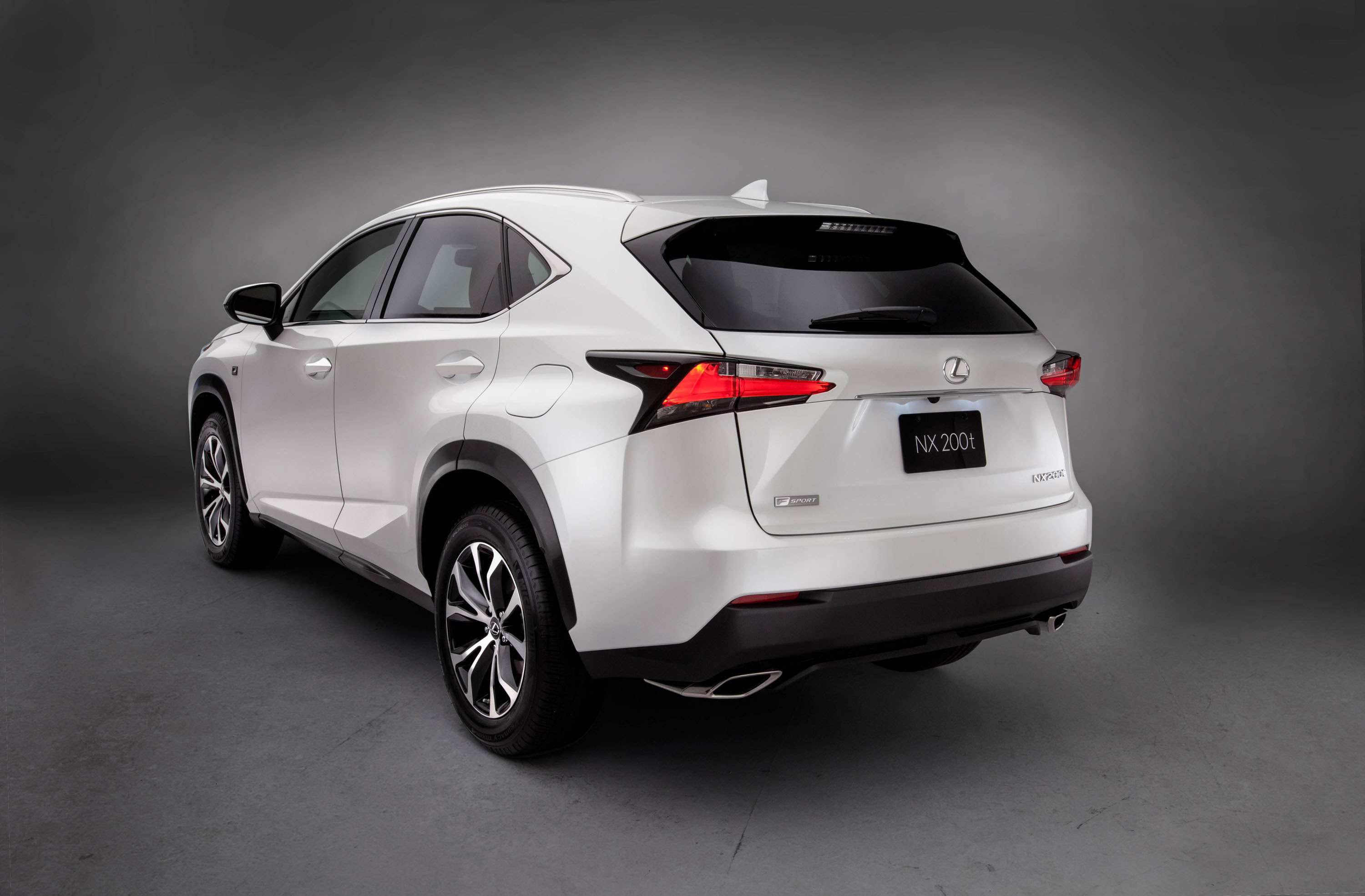 Lexus Nx 200T F Sport >> 2015 Lexus NX 200t Benefiting From a New 2.0-liter Turbocharged Engine
