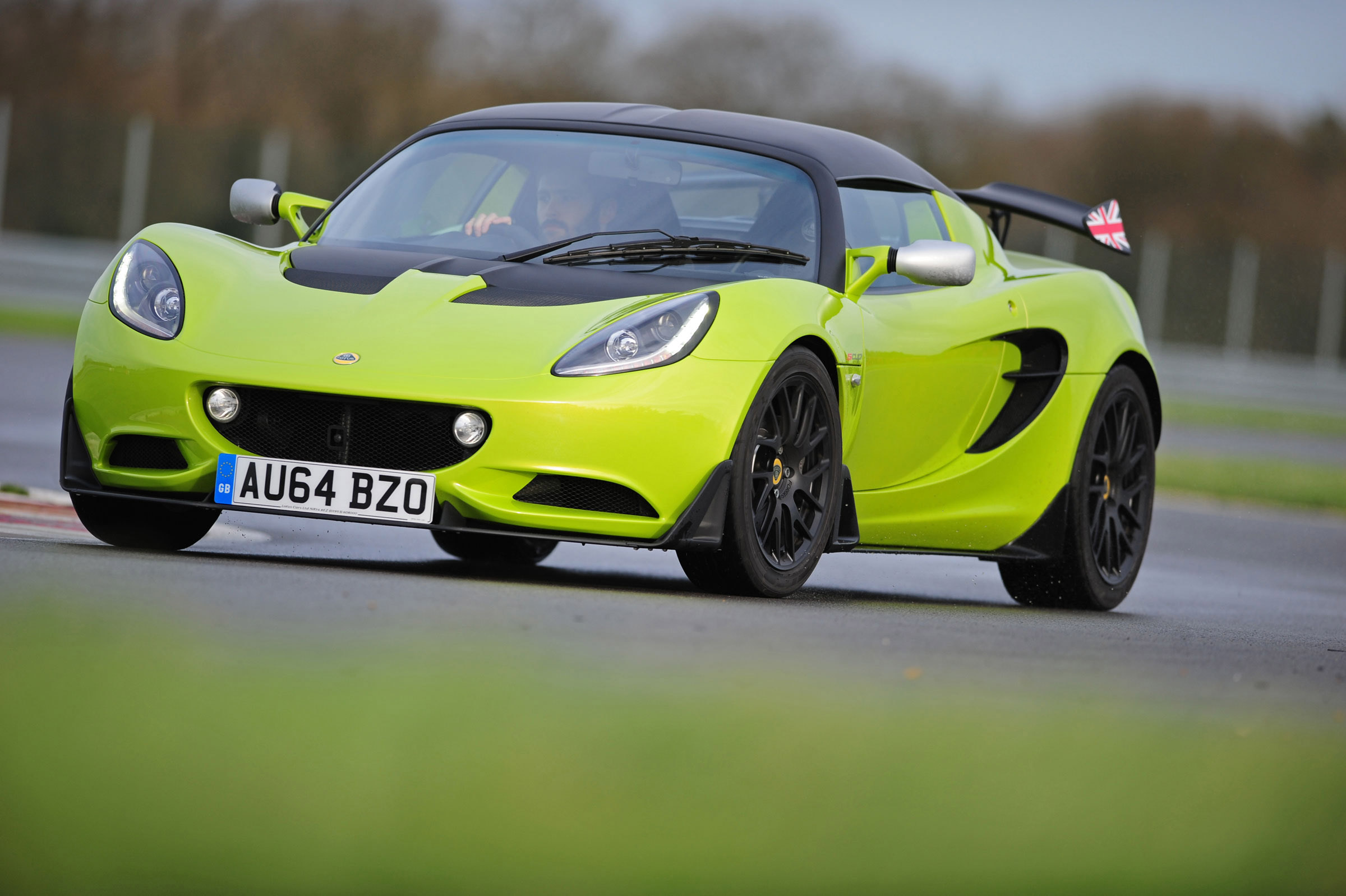 Lotus Elise 0 60 >> Lotus Transforms Elise S into a Cup Variant