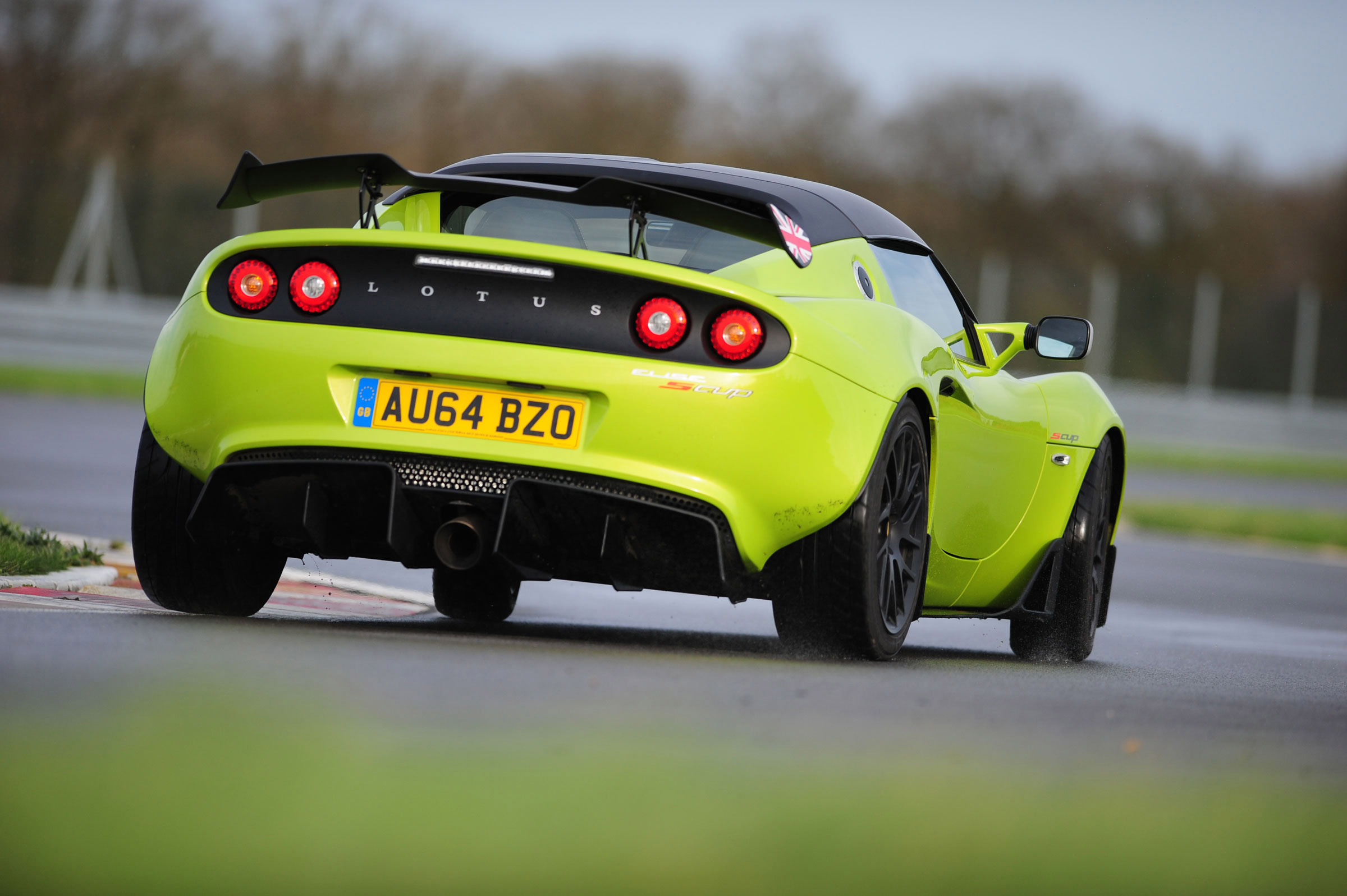 Lotus Transforms Elise S into a Cup Variant