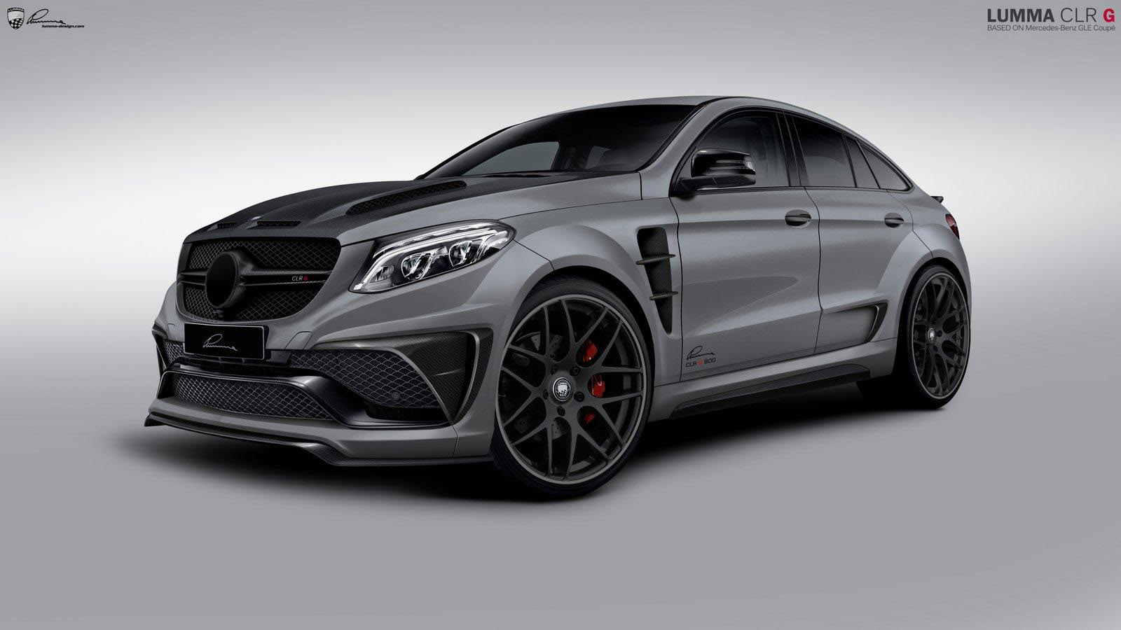 2015 lumma mercedes benz gle coupe clr g 800 picture 124288 for Mercedes benz account