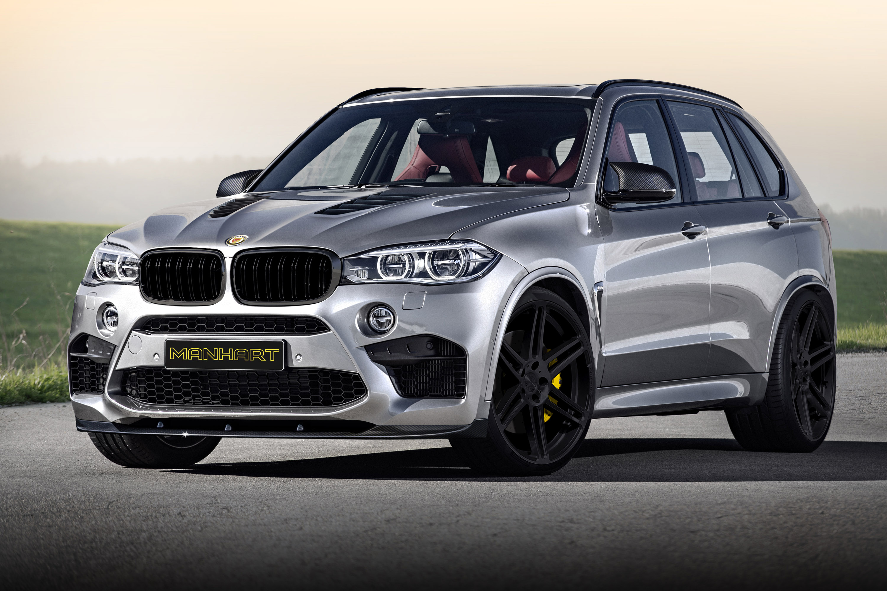 Manhart Mhx5 750 Promised To Be Faster Than Bmw X5m F85