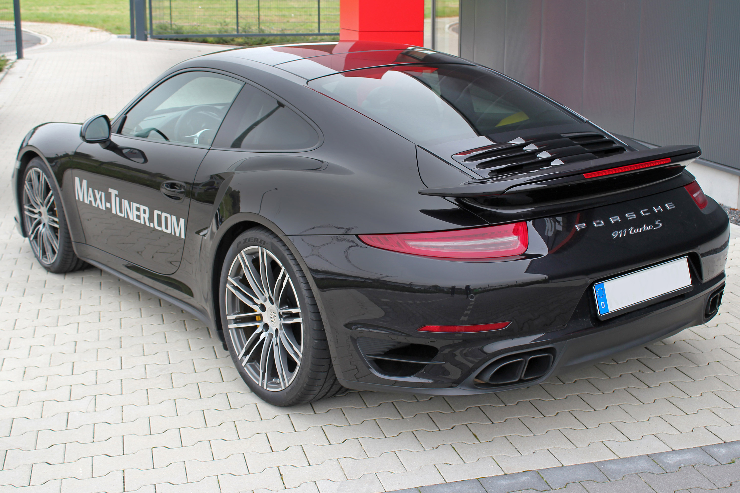 Maxi Tuner Porsche 991 Turbo And Turbo S With Maxi Power