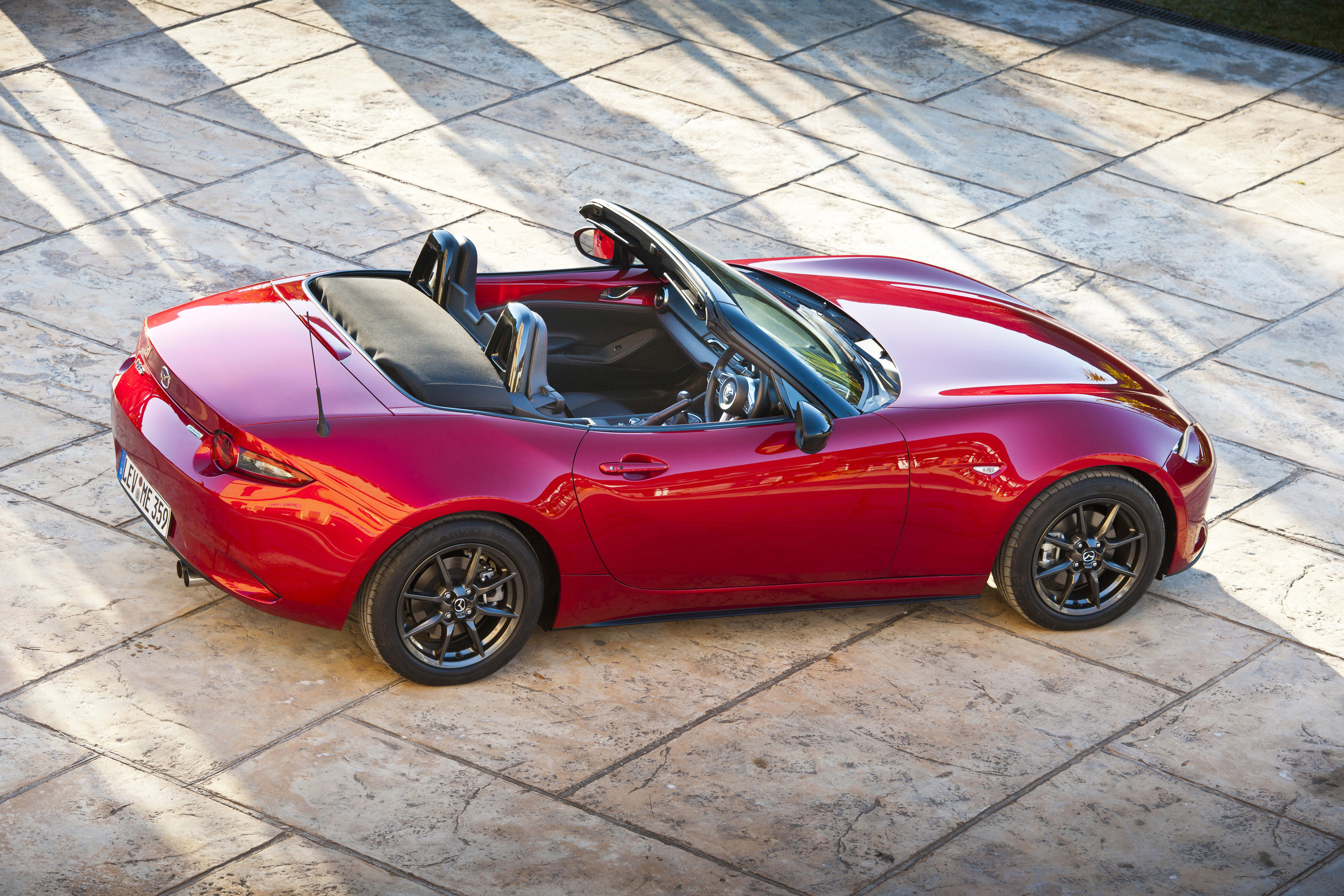 the all new mazda mx 5 redefines the driving experience. Black Bedroom Furniture Sets. Home Design Ideas