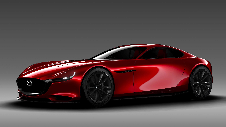 Mazda showcases RX-VISION Concept - 374.5KB