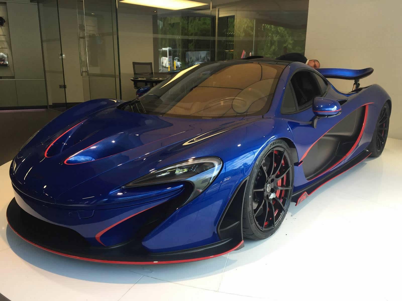 ... 2015 McLaren P1 By MSO, ...