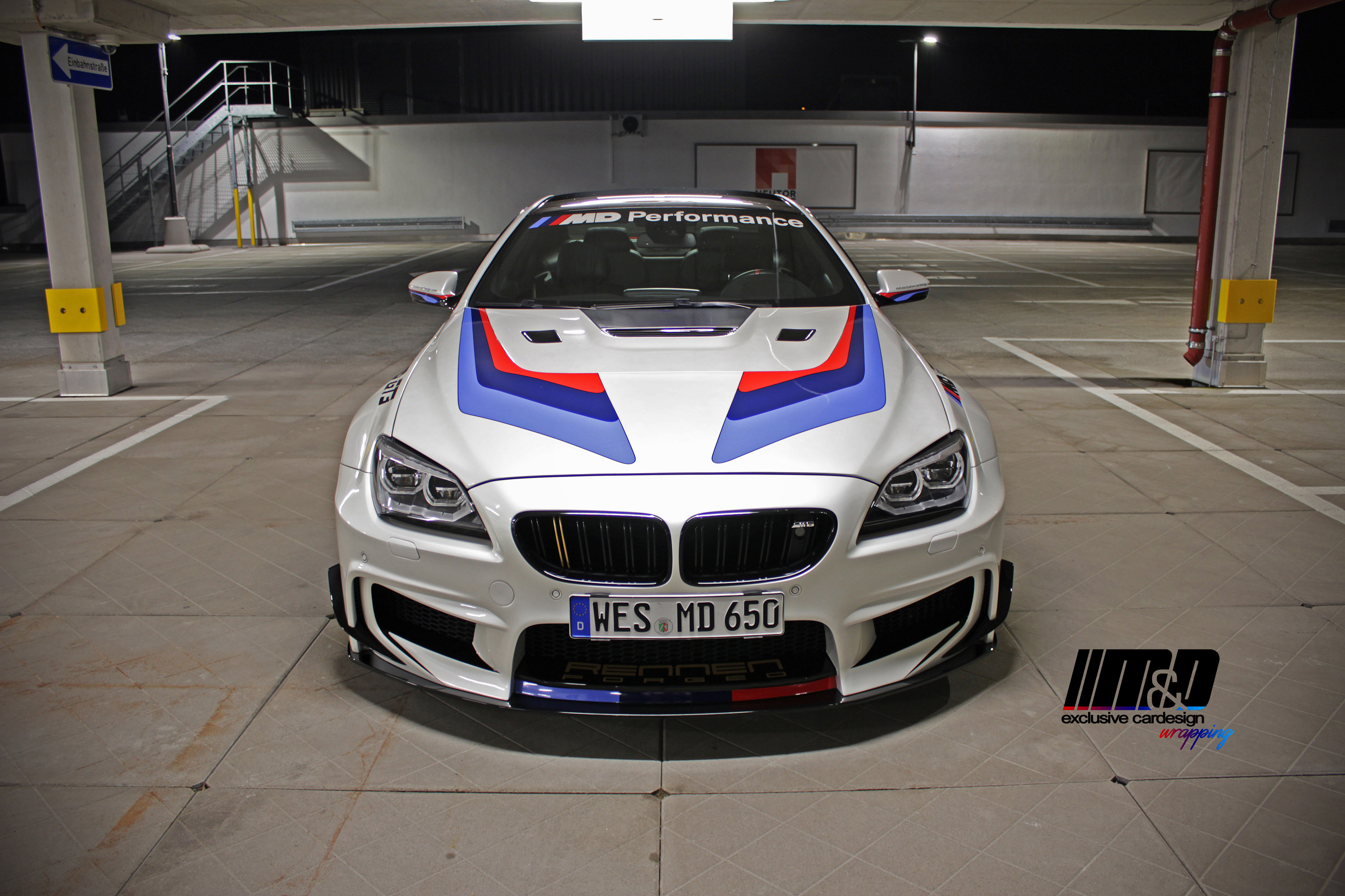 Bmw M6 Gt3 Street Legal Doppelganger By M Amp D Yes It Exists