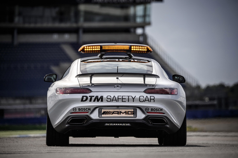 Interior mercedes amg gt s dtm safety car c190 2015 pr -  2015 Mercedes Amg Gt S Safety Car 11 Of 16