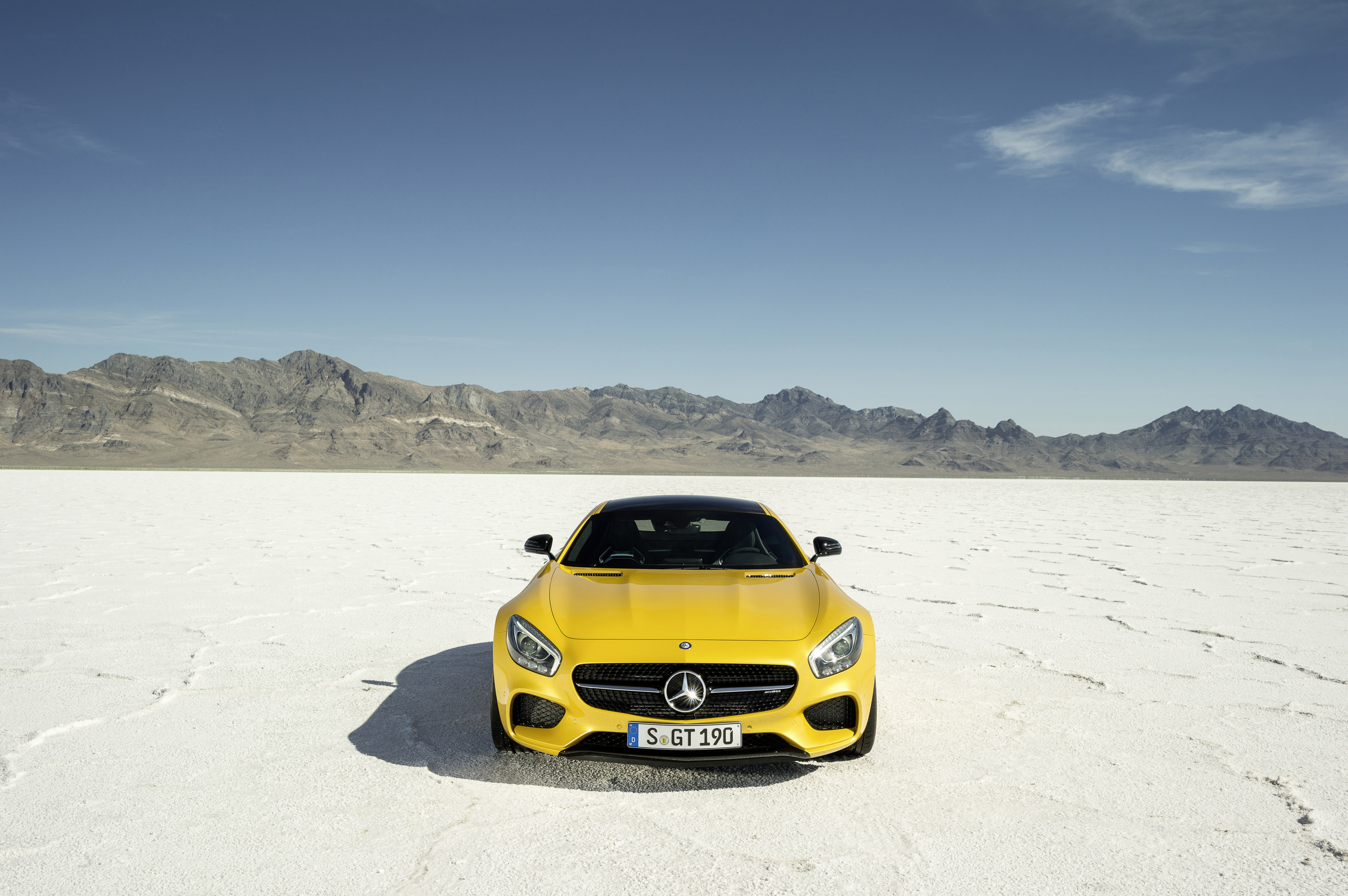 Mercedes AMG GT Picture 73 of 82, 2015