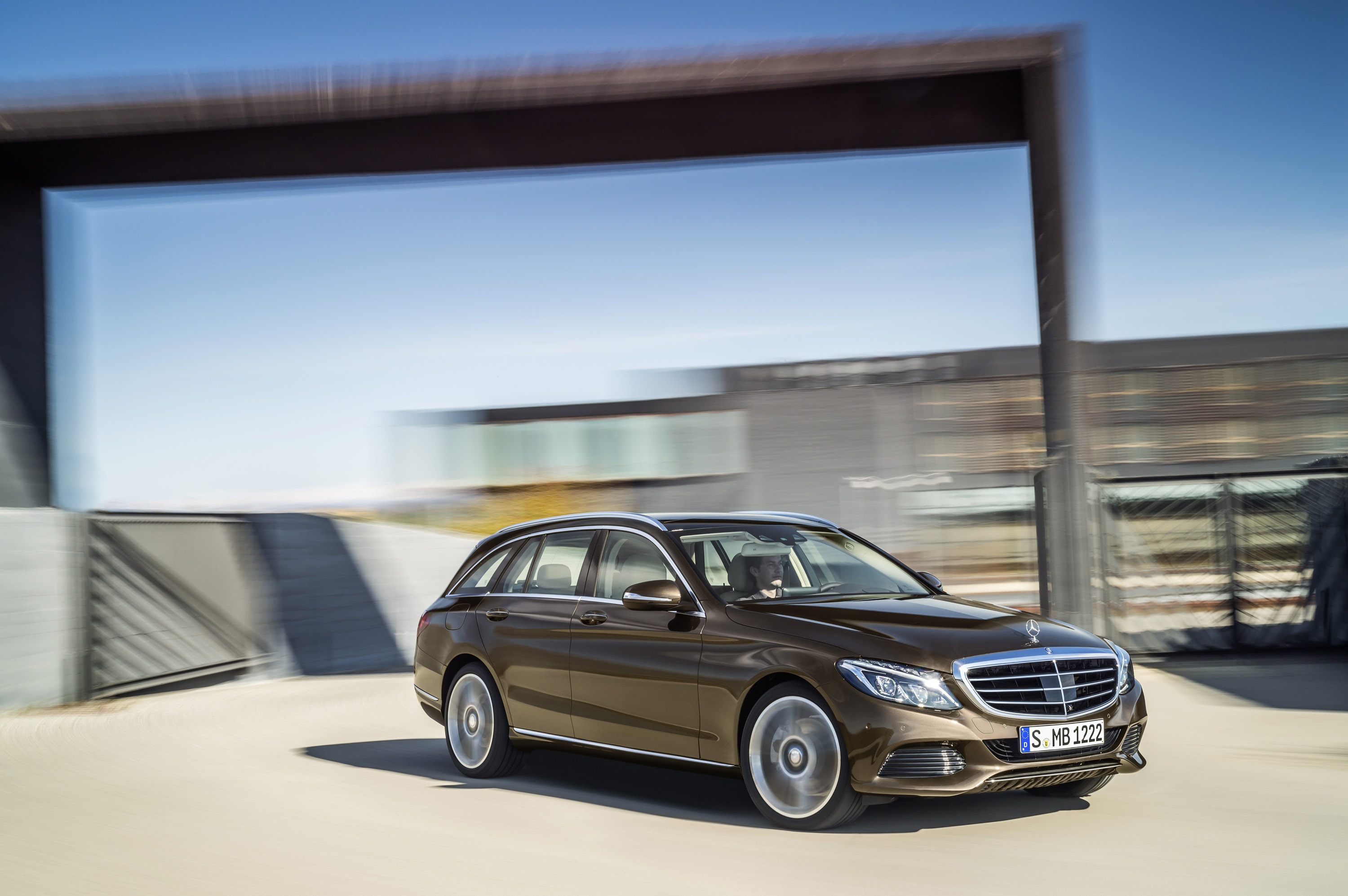 2015 mercedes benz c class estate