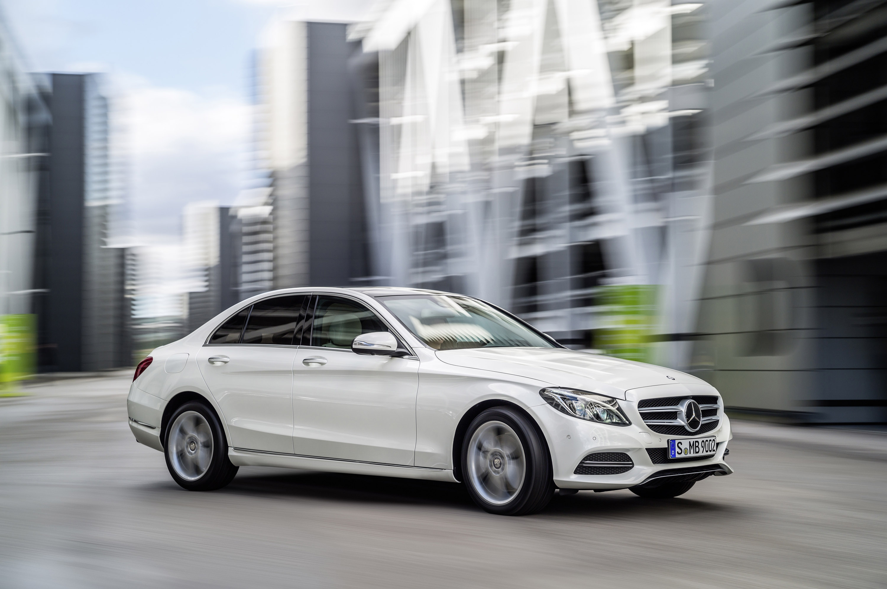 2015 mercedes benz c class sedan us pricing announced for Mercedes benz class 2015
