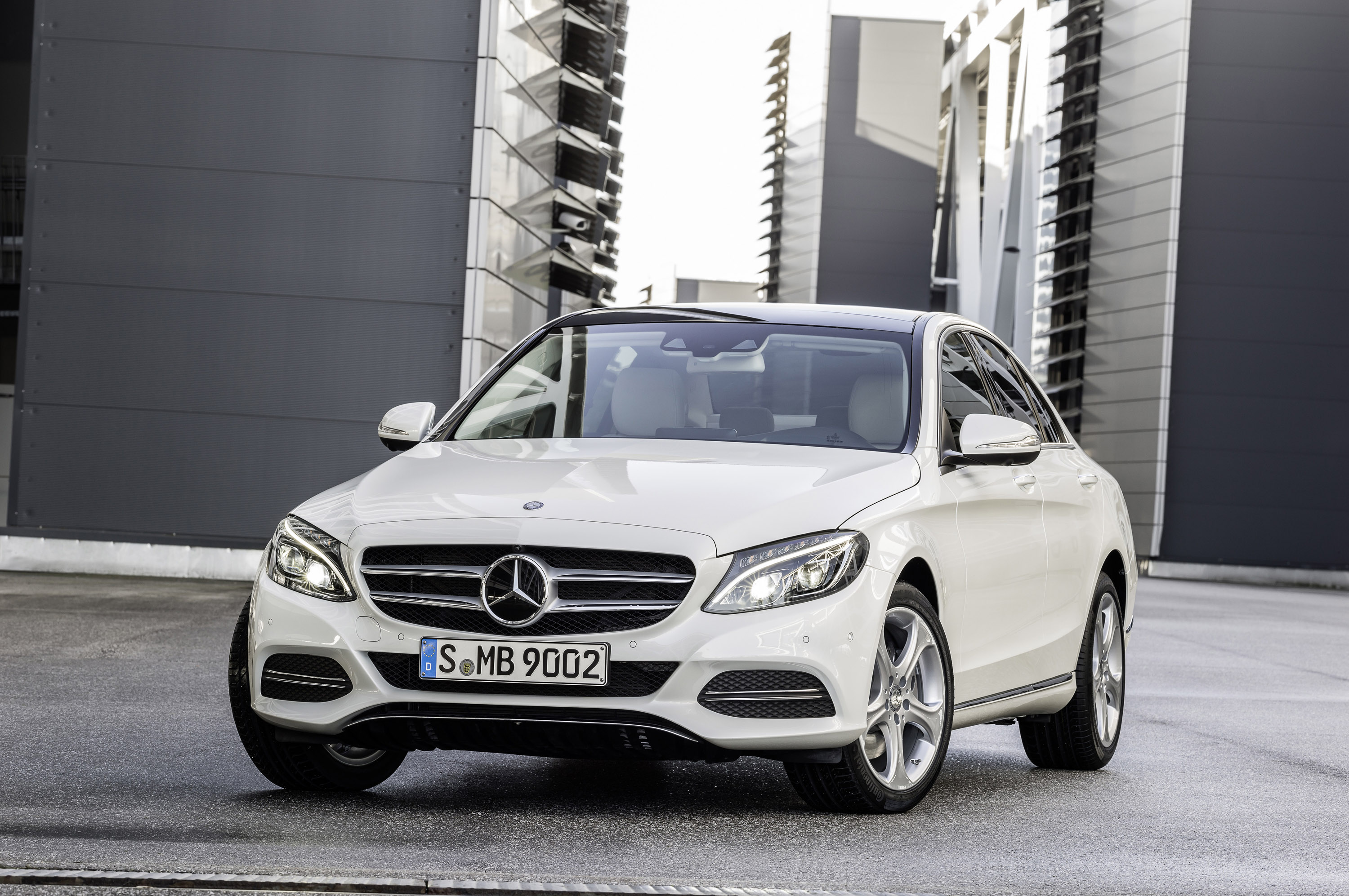 2015 mercedes benz c class sedan us pricing announced. Black Bedroom Furniture Sets. Home Design Ideas