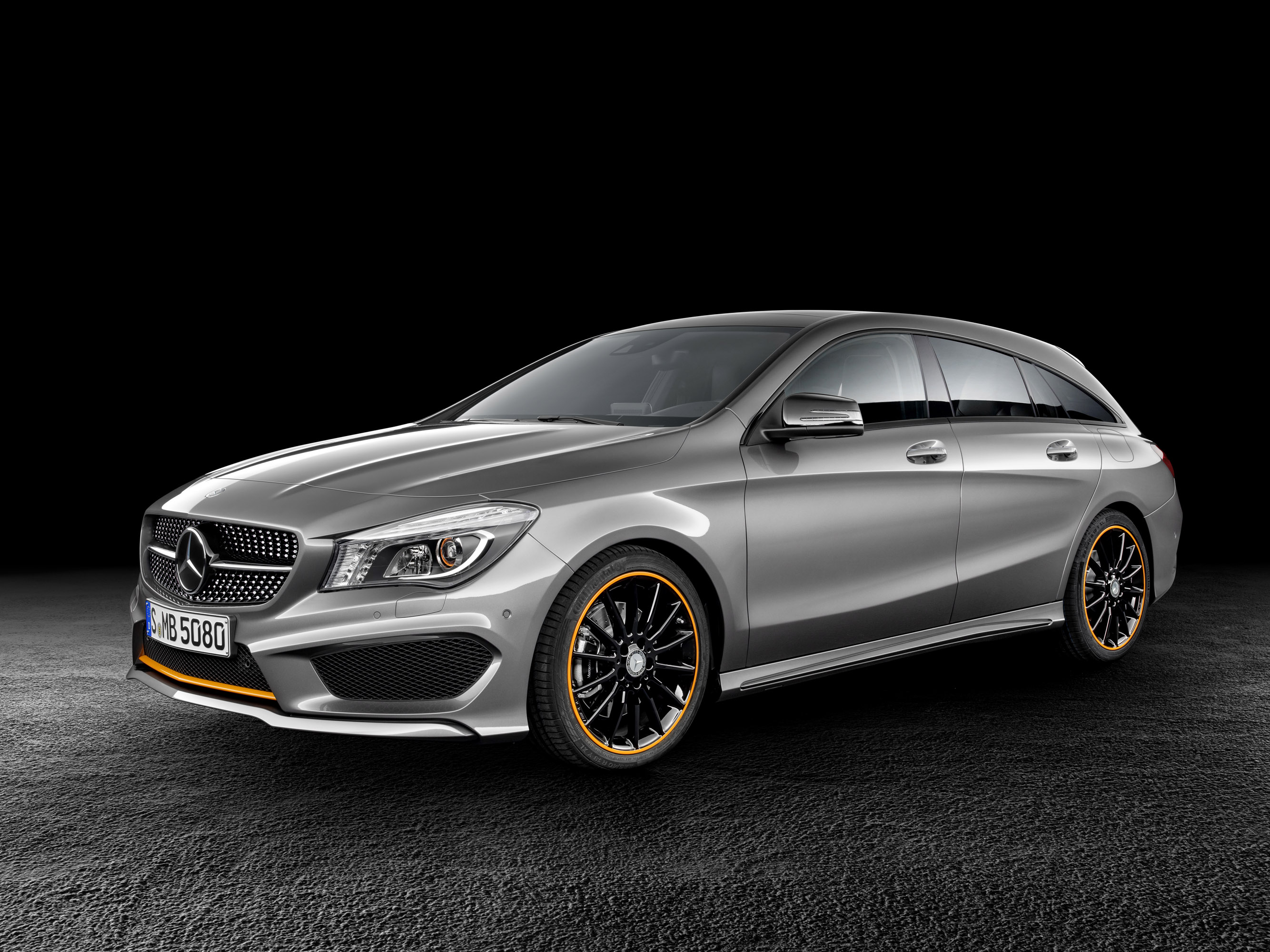 2015 mercedes benz cla shooting brake the fifth member of the successful compact models family. Black Bedroom Furniture Sets. Home Design Ideas