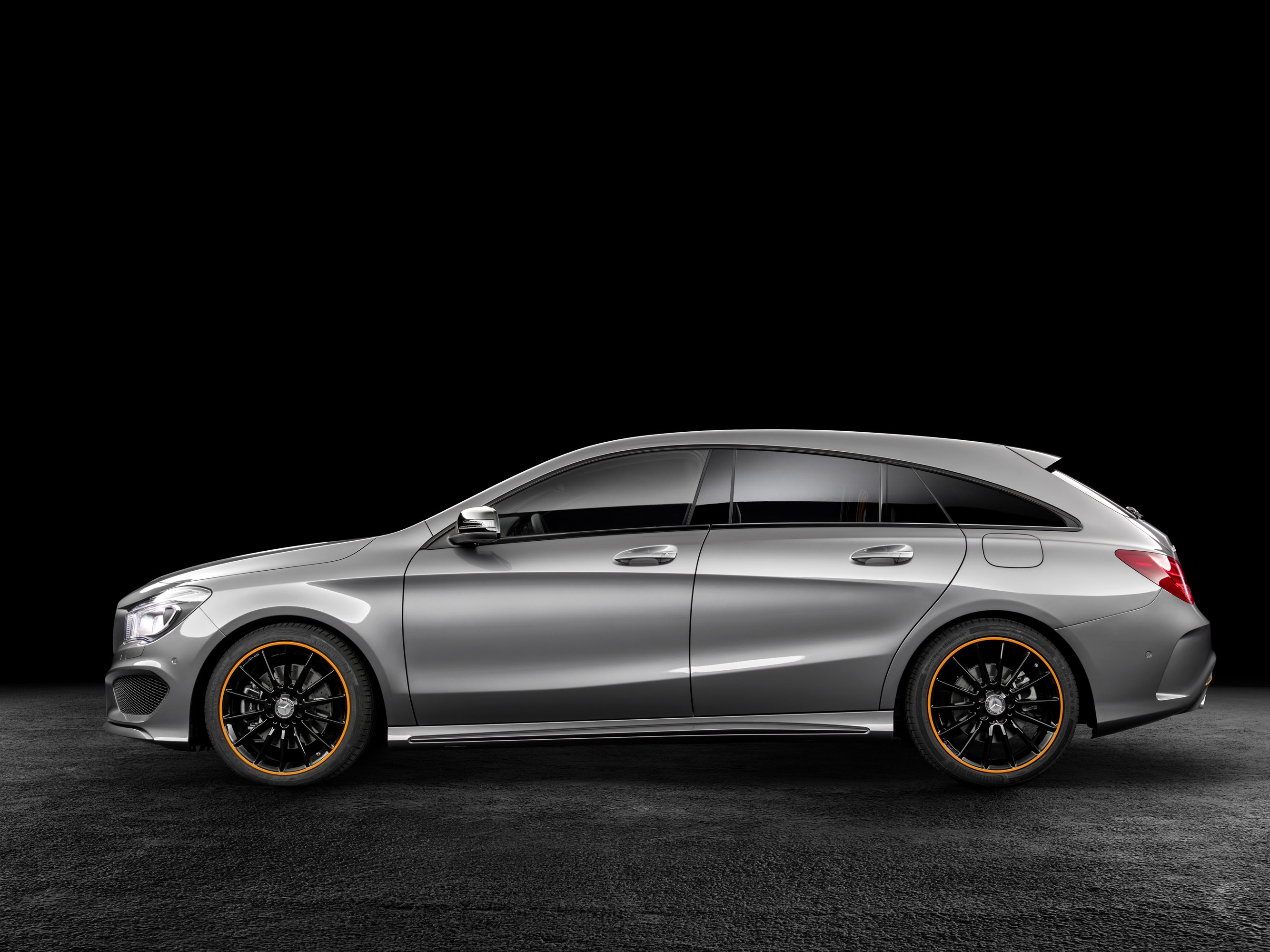 2015 mercedes benz cla shooting brake the fifth member of for Mercedes benz membership