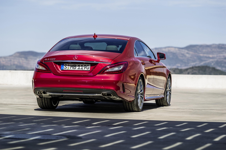 2015 Mercedes CLS 350 Bluetec - YouTube