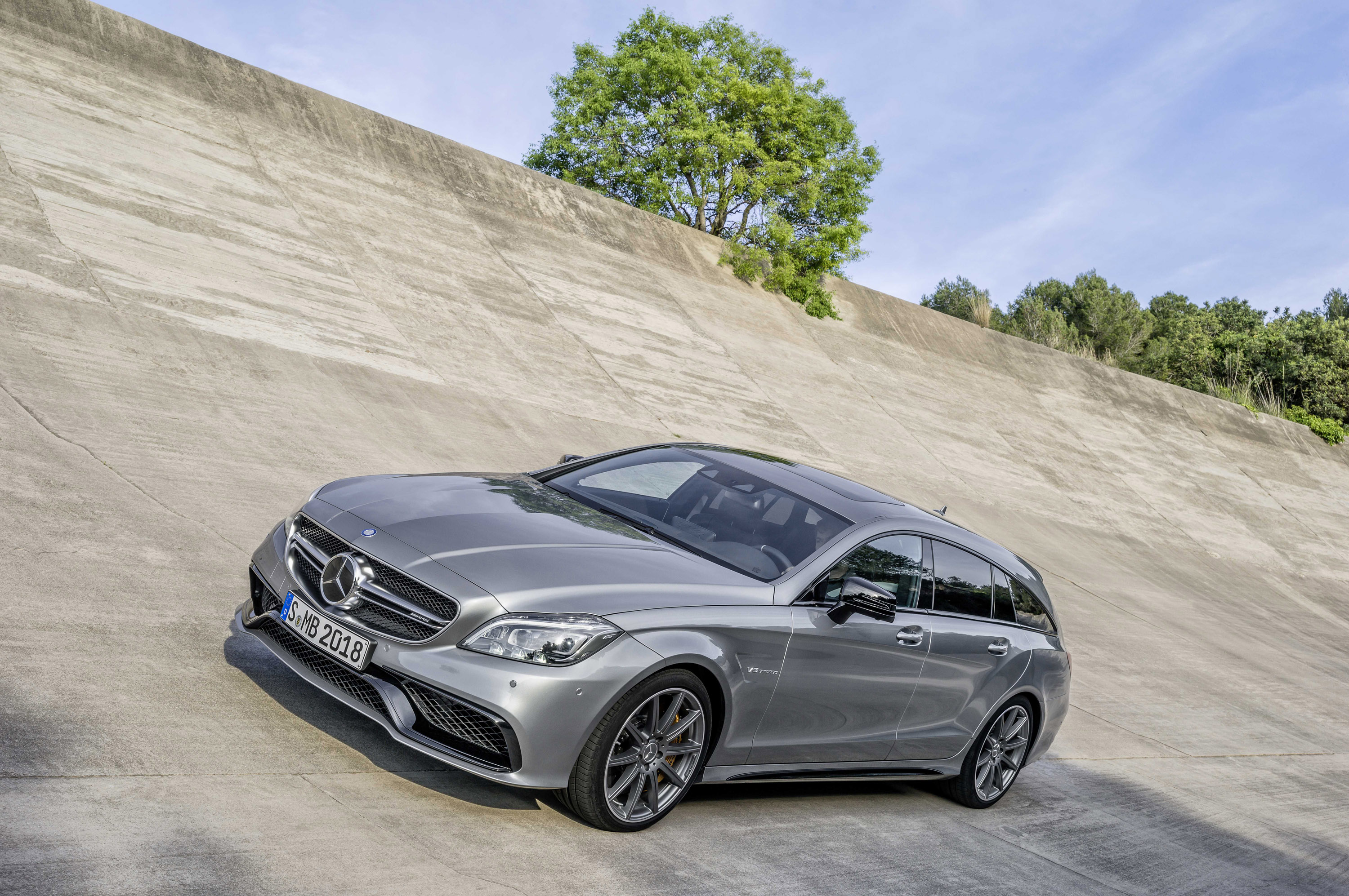 2015 Mercedes Benz Cls And Cls Shooting Brake Picture 104072