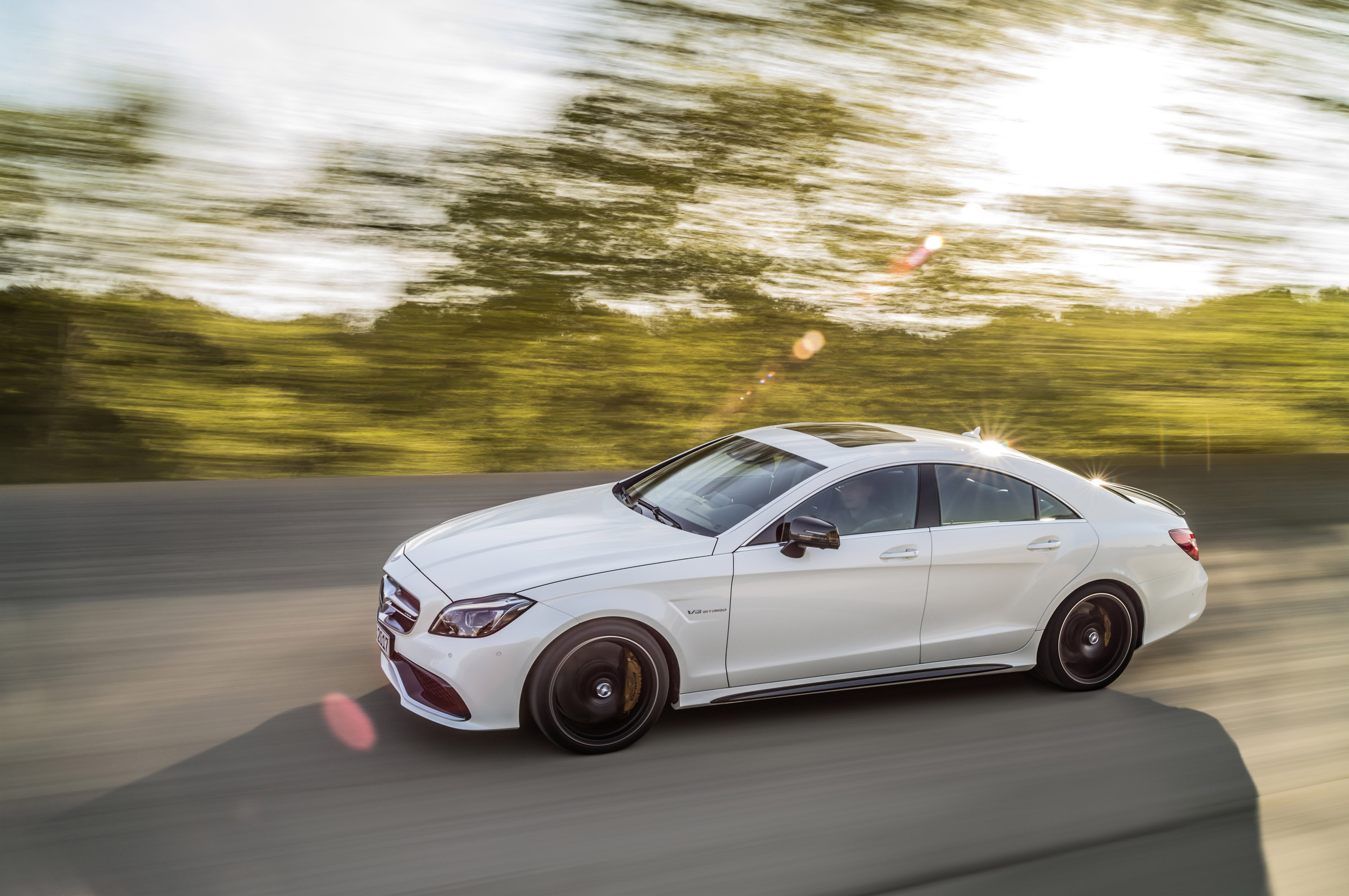2015 mercedes benz cls coupe and cls shooting brake pricing announced. Black Bedroom Furniture Sets. Home Design Ideas