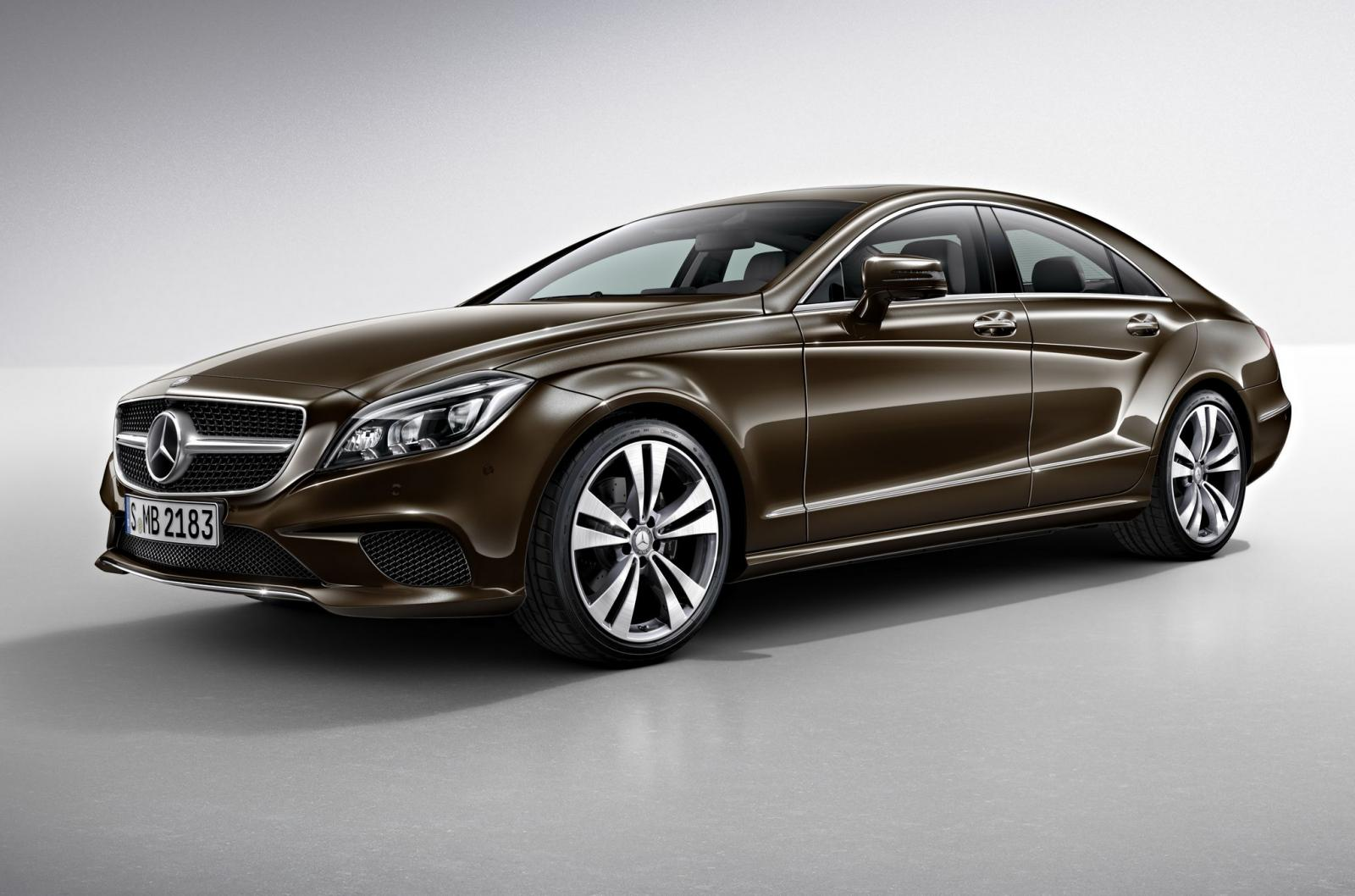 2015 mercedes benz cls sport and night packages. Black Bedroom Furniture Sets. Home Design Ideas