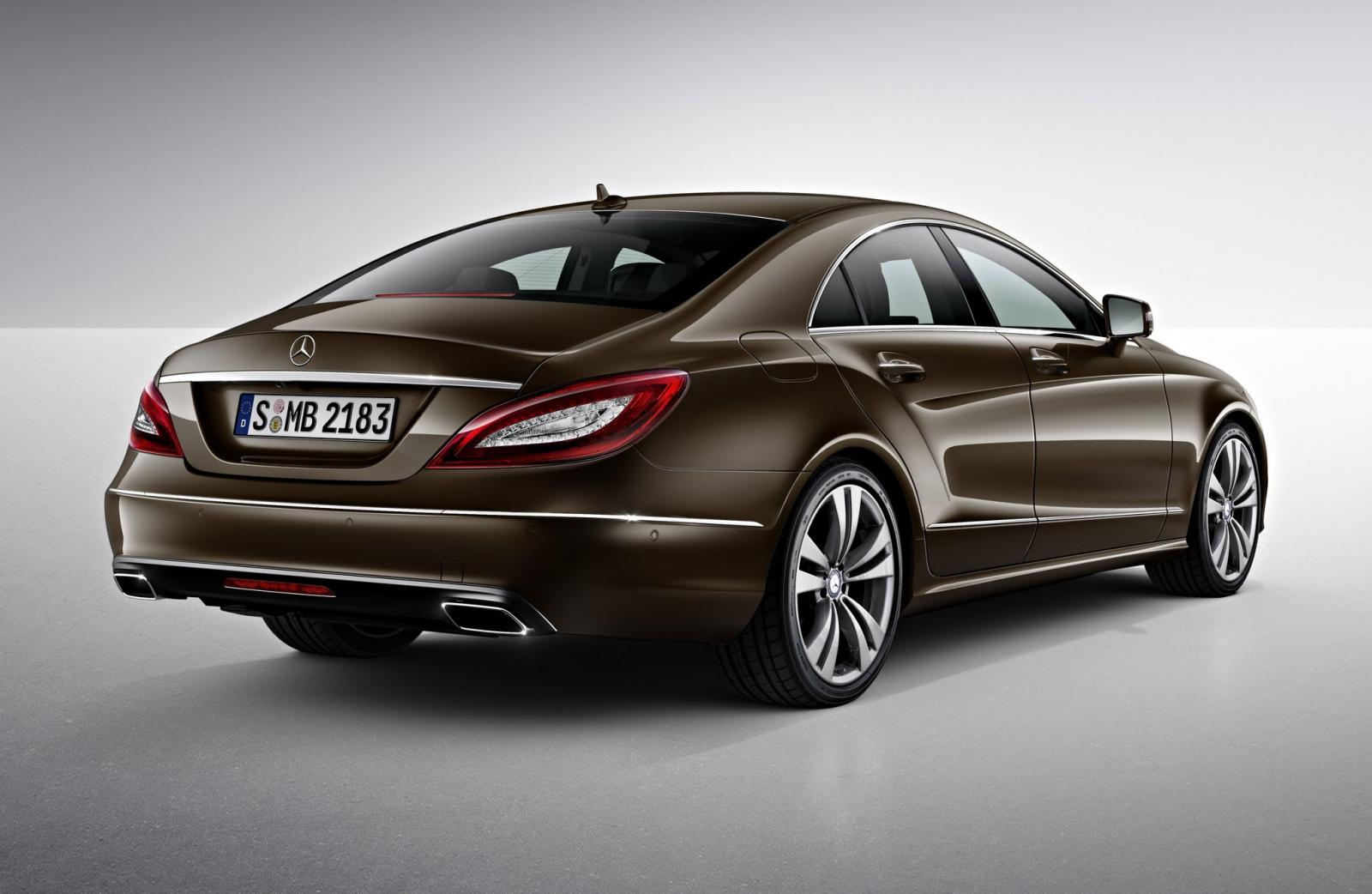 2015 Mercedes Benz Cls Sport And Night Packages
